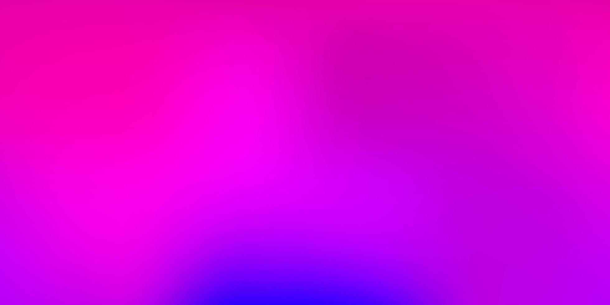 dibujo de desenfoque degradado vectorial rosa oscuro. vector