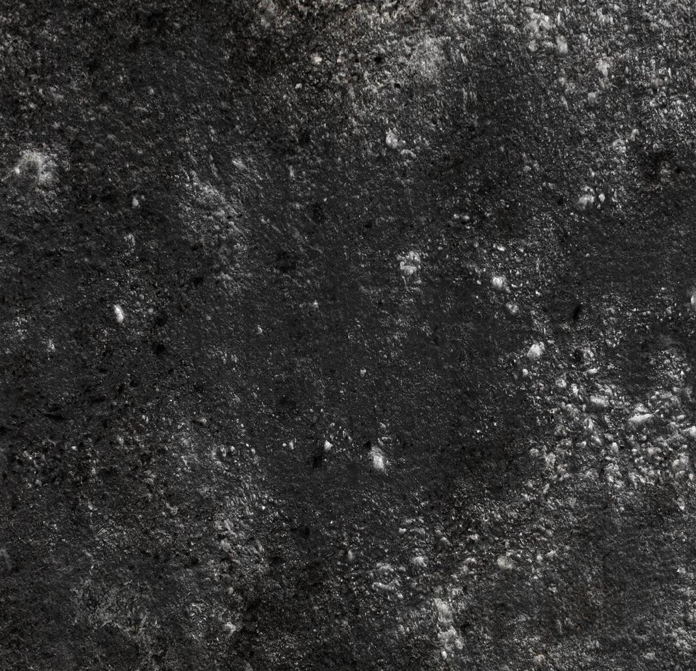 Black stone texture background photo