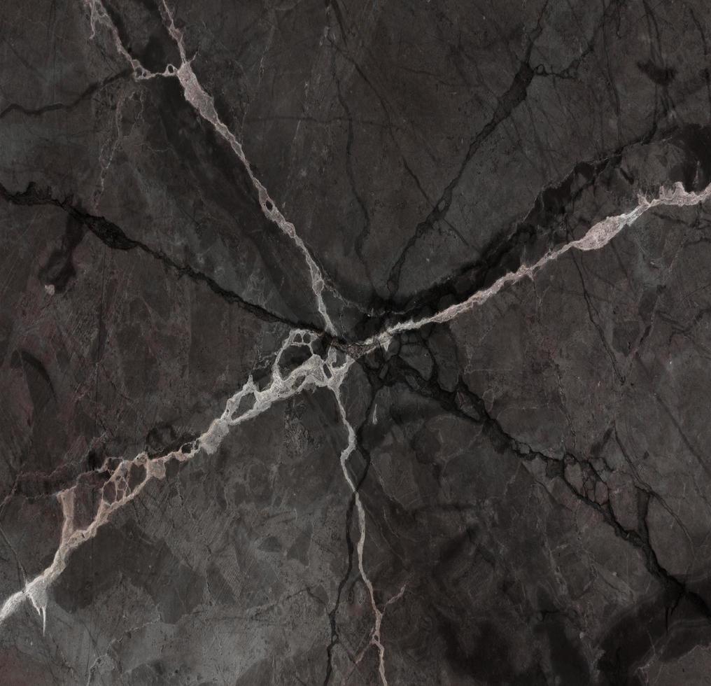 fondo de textura de piedra negra foto