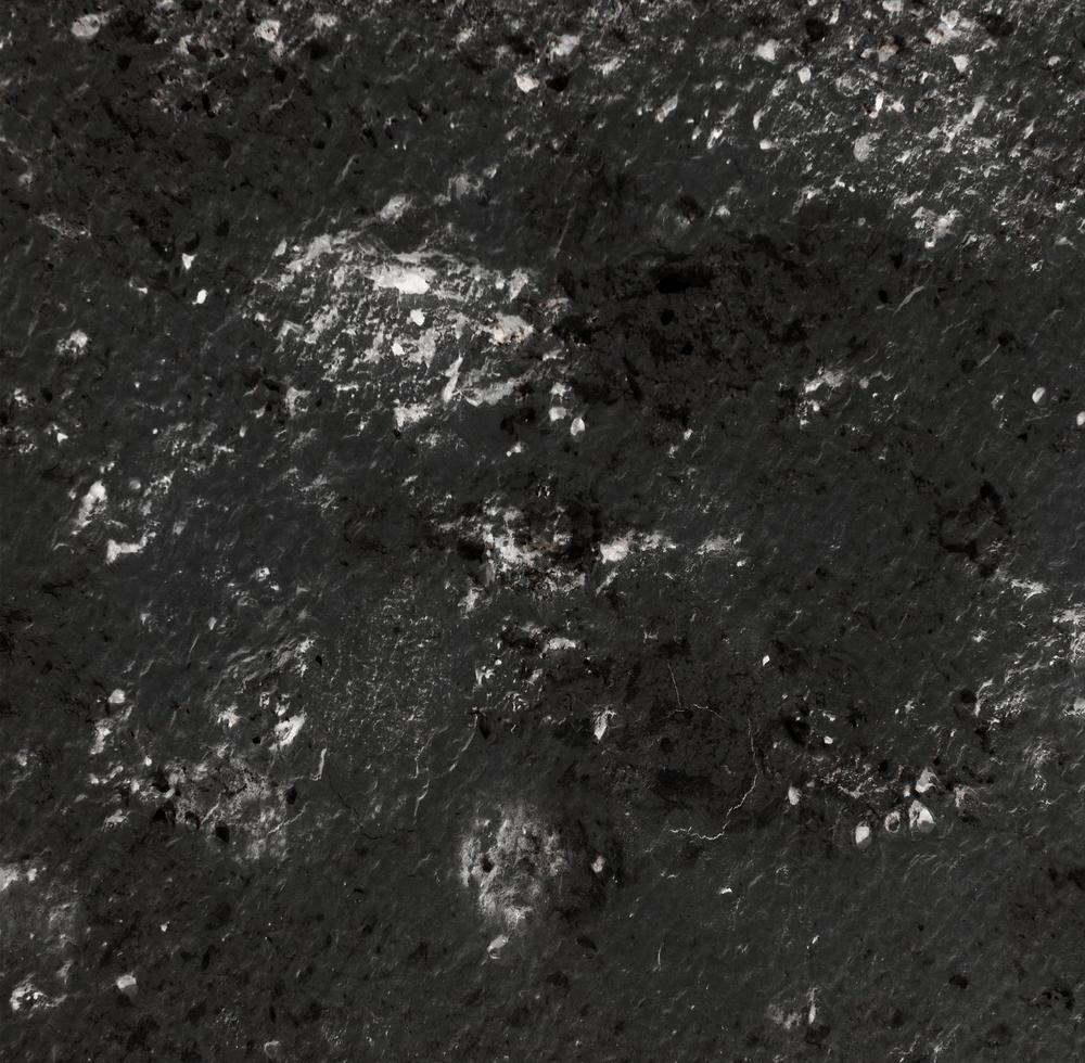 Black and white stone texture background photo