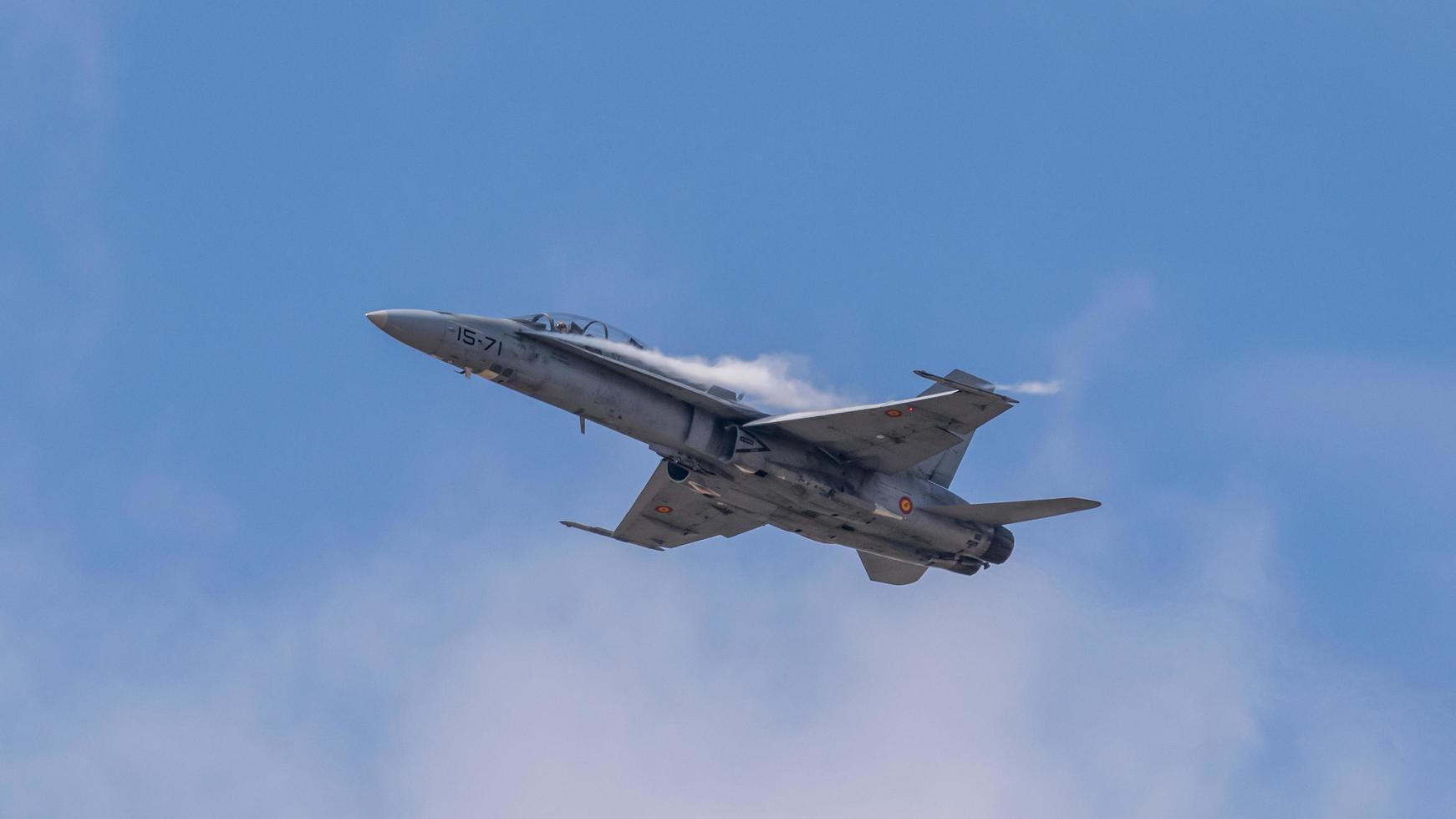 jet de la fuerza aérea foto