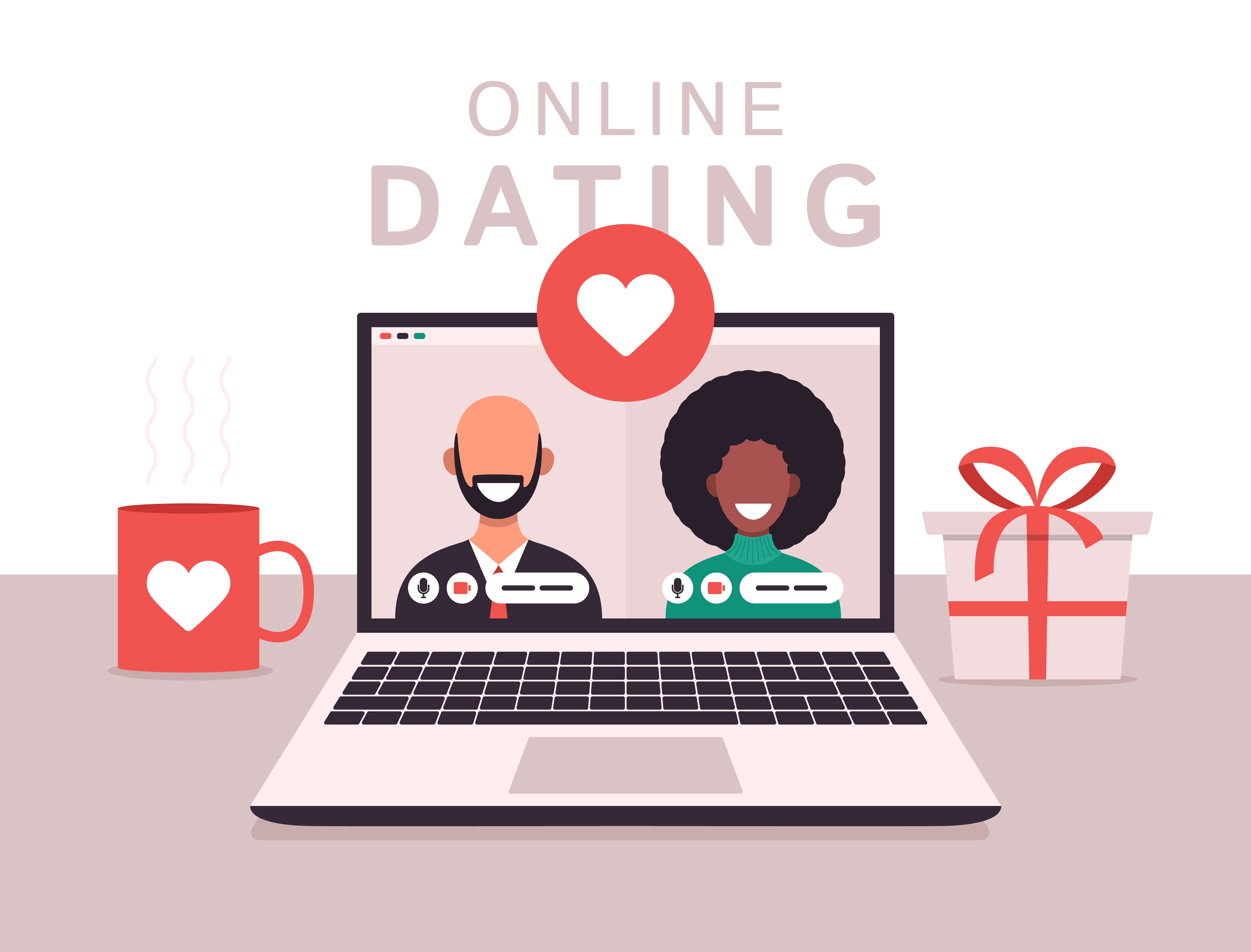 bald online dating