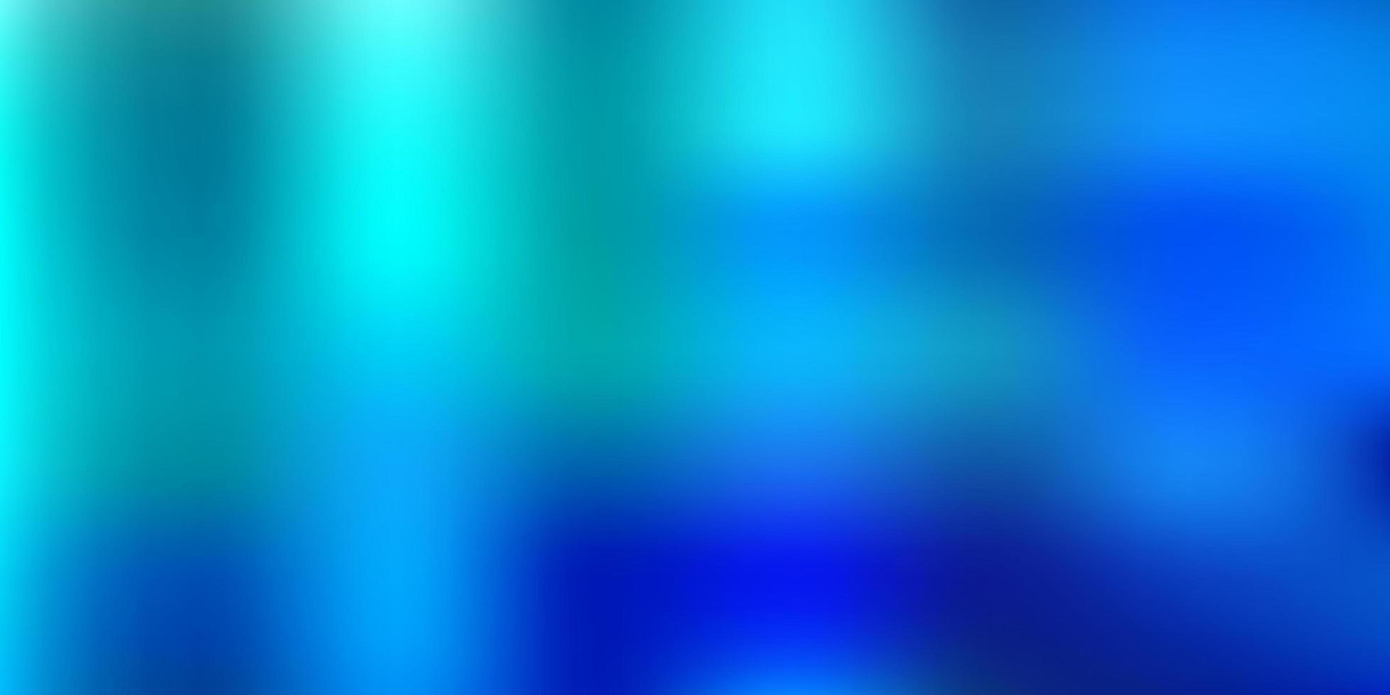 Light blue vector abstract blur backdrop.