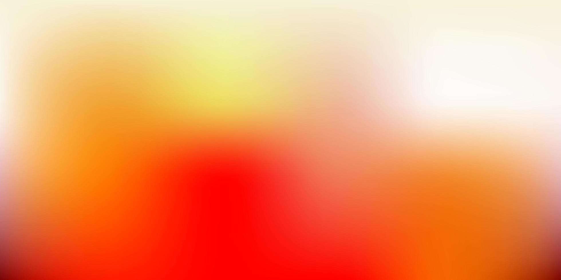 vector de color naranja oscuro fondo borroso.