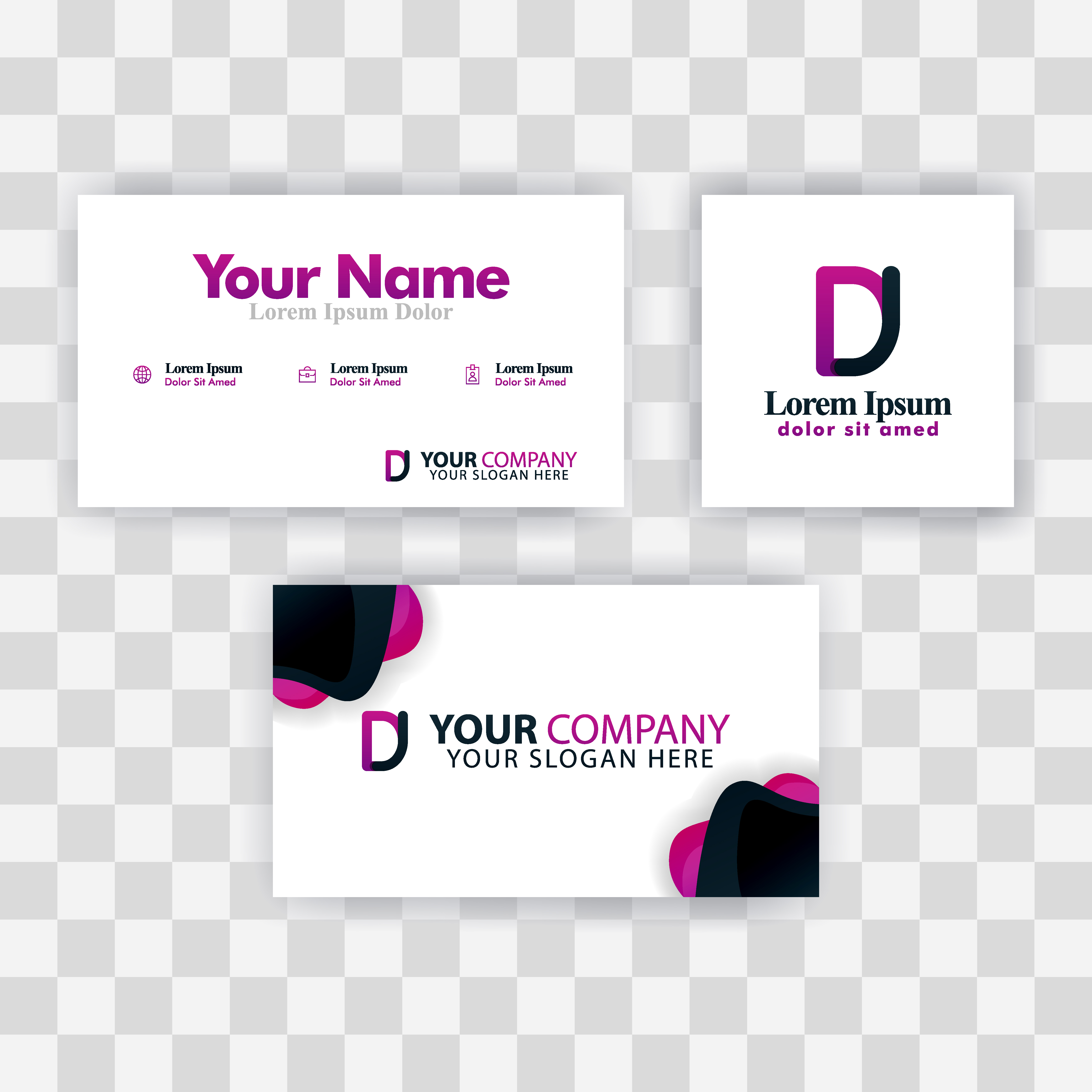 Free Dj Business Card Vector Art Images Graphics 125 Free Downloads