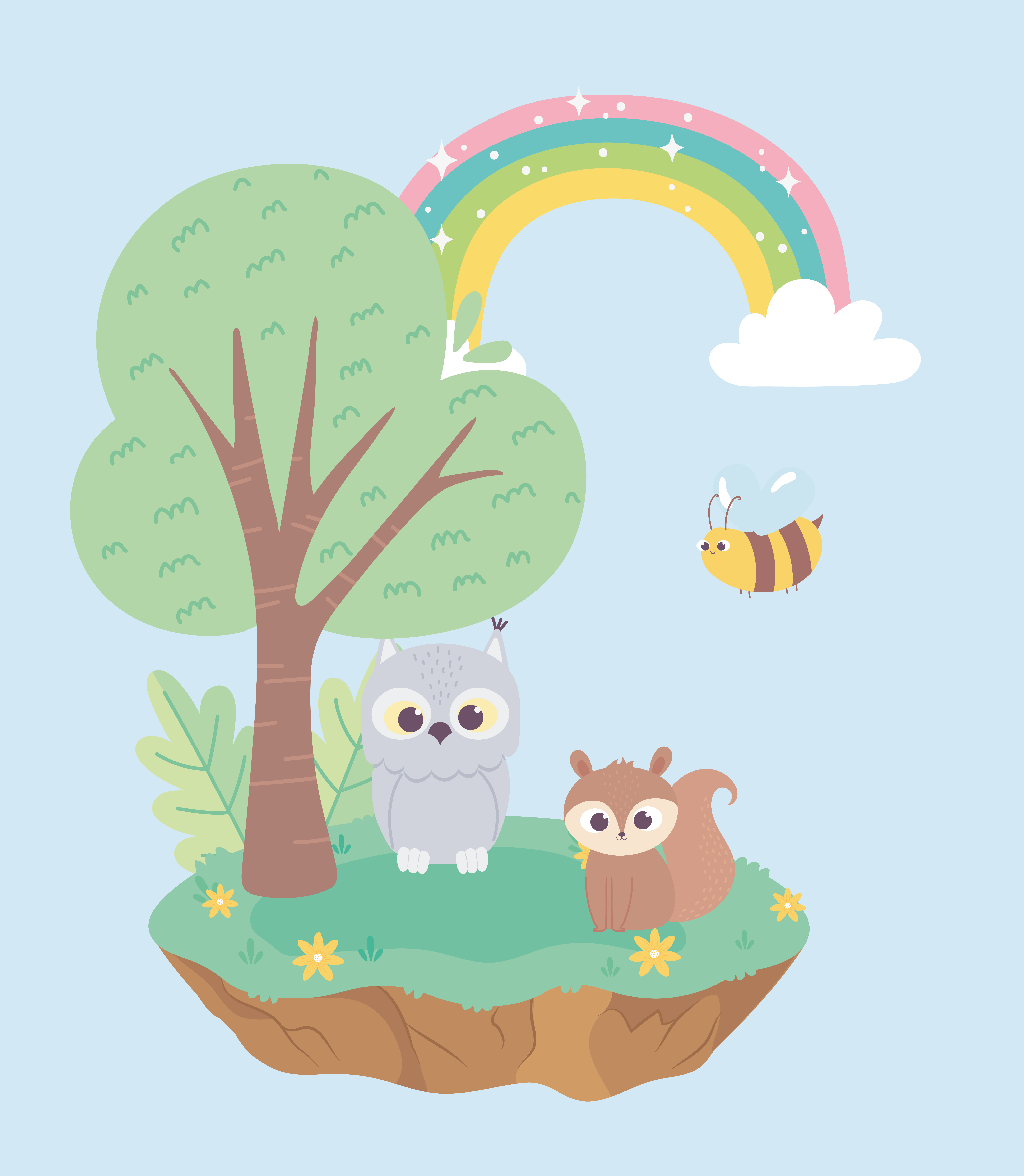Little Squirrel Owl And Bee Animals Flowers Tree Cartoon Download Free Vectors Clipart Graphics Vector Art Owl backgrounds for twitter bright backgro.owl backgrounds for twitter valentine day.owl backgrounds for twitter owl background.owl backgrounds for twitter backgroundsowl backgrounds for twitter funny cartoon. vecteezy