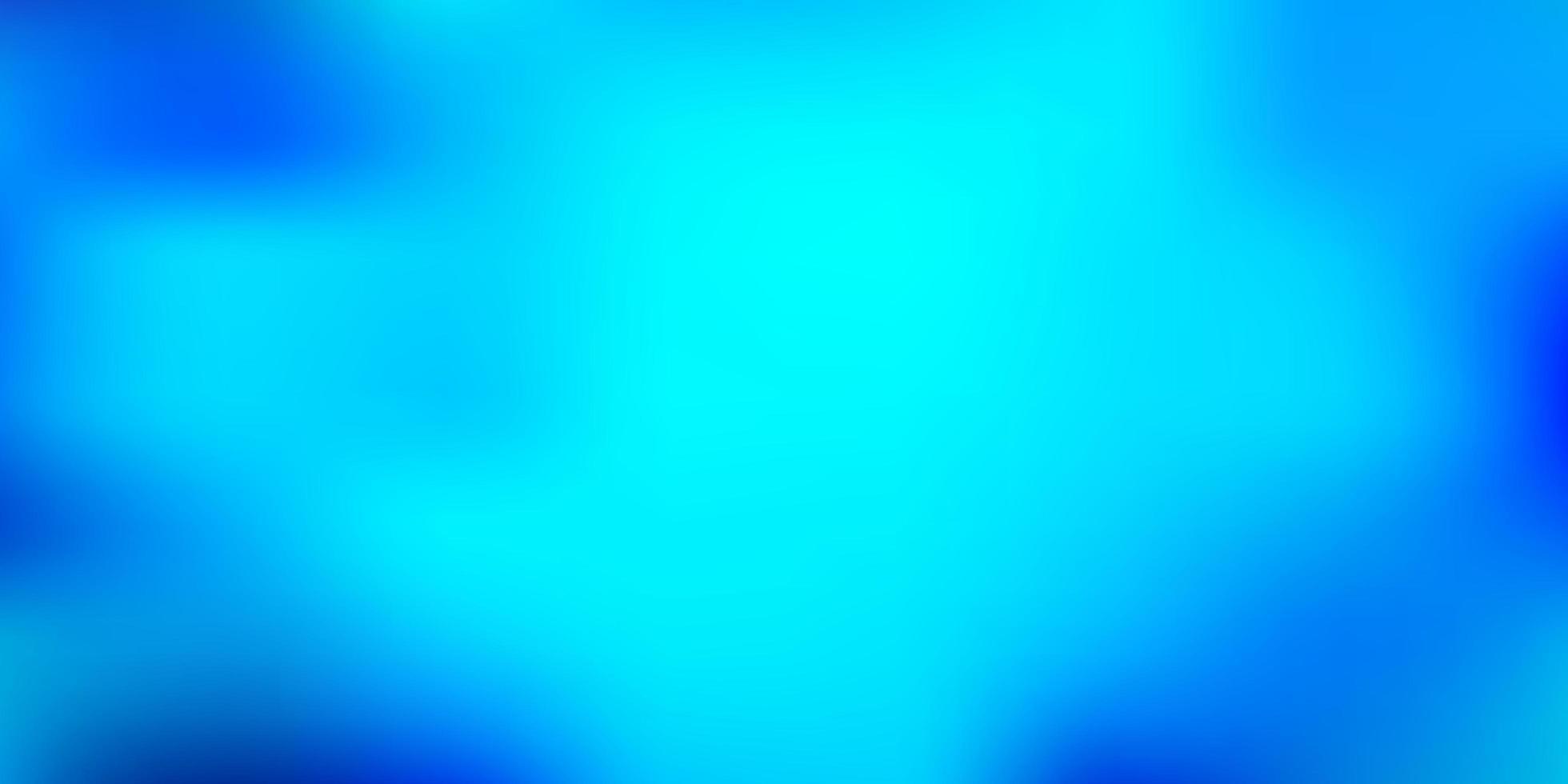 patrón de desenfoque de vector azul oscuro