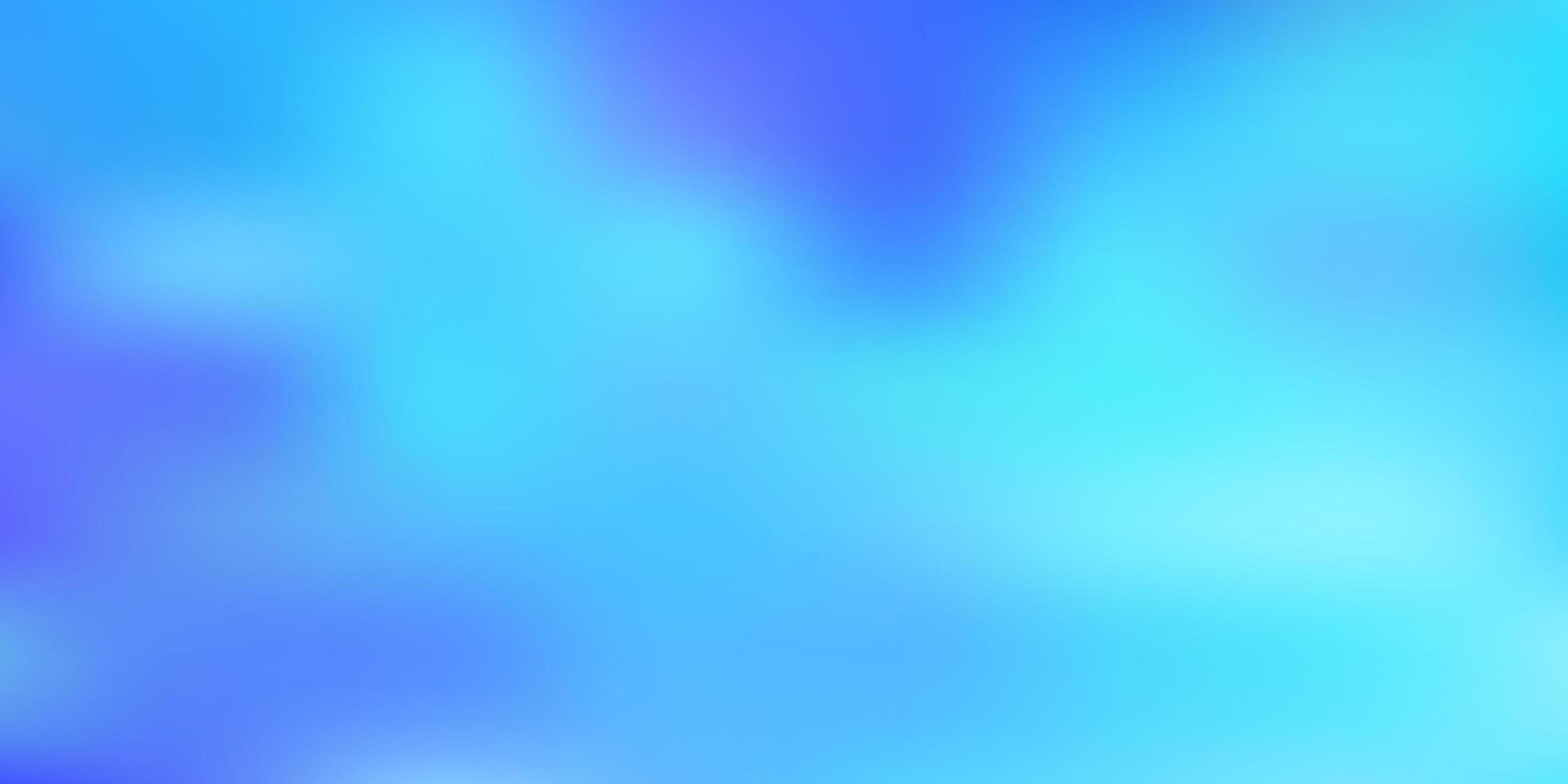 vector azul claro fondo borroso.