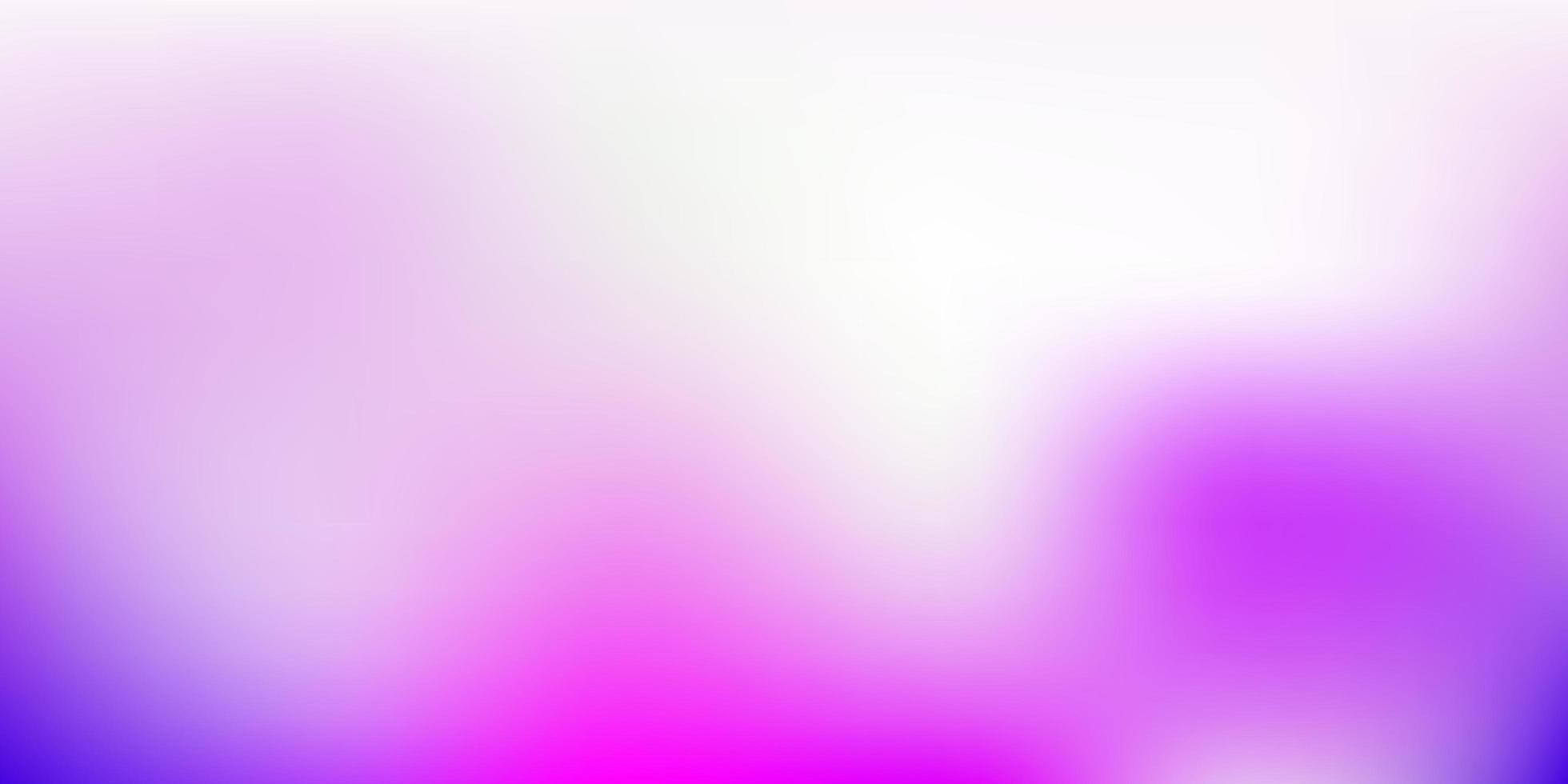Light Purple, Pink vector blur background.
