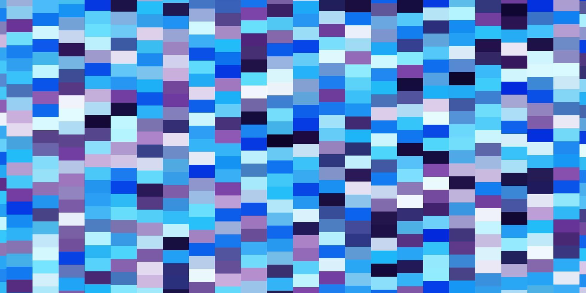 Fondo de vector rosa claro, azul en estilo poligonal.