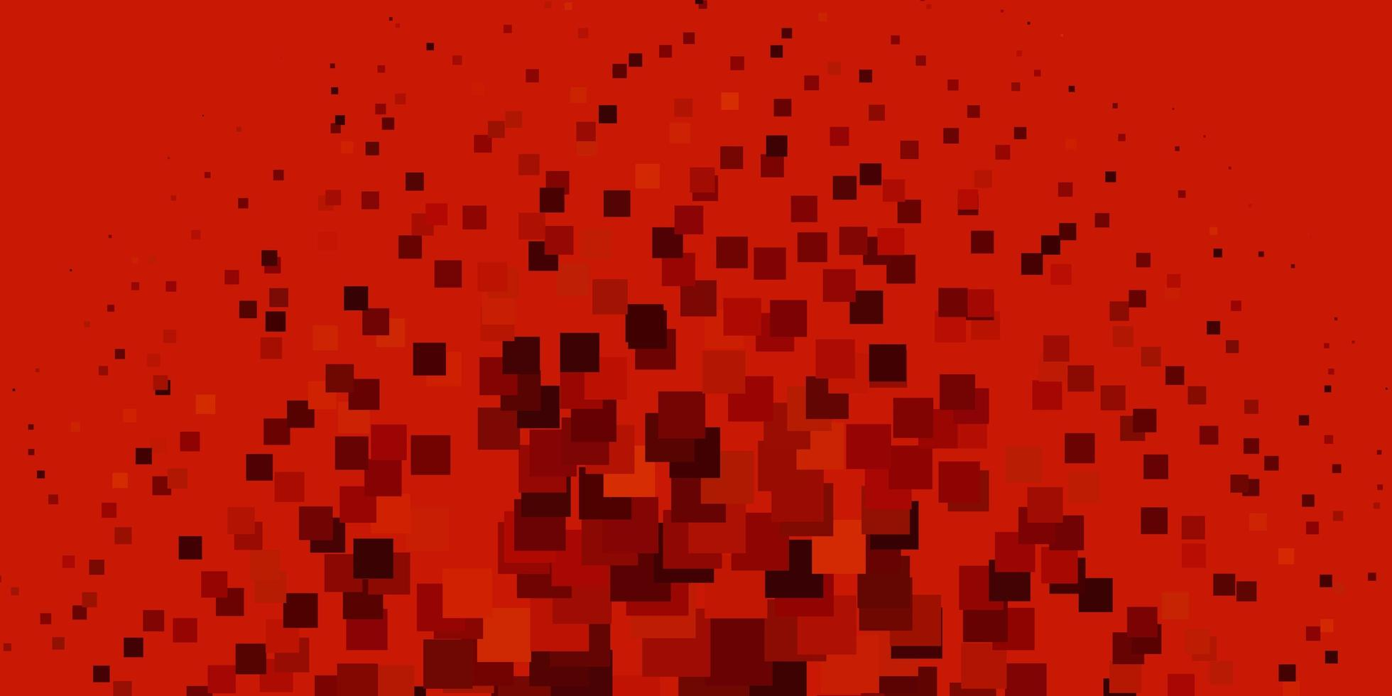 Light Red vector texture in rectangular style.