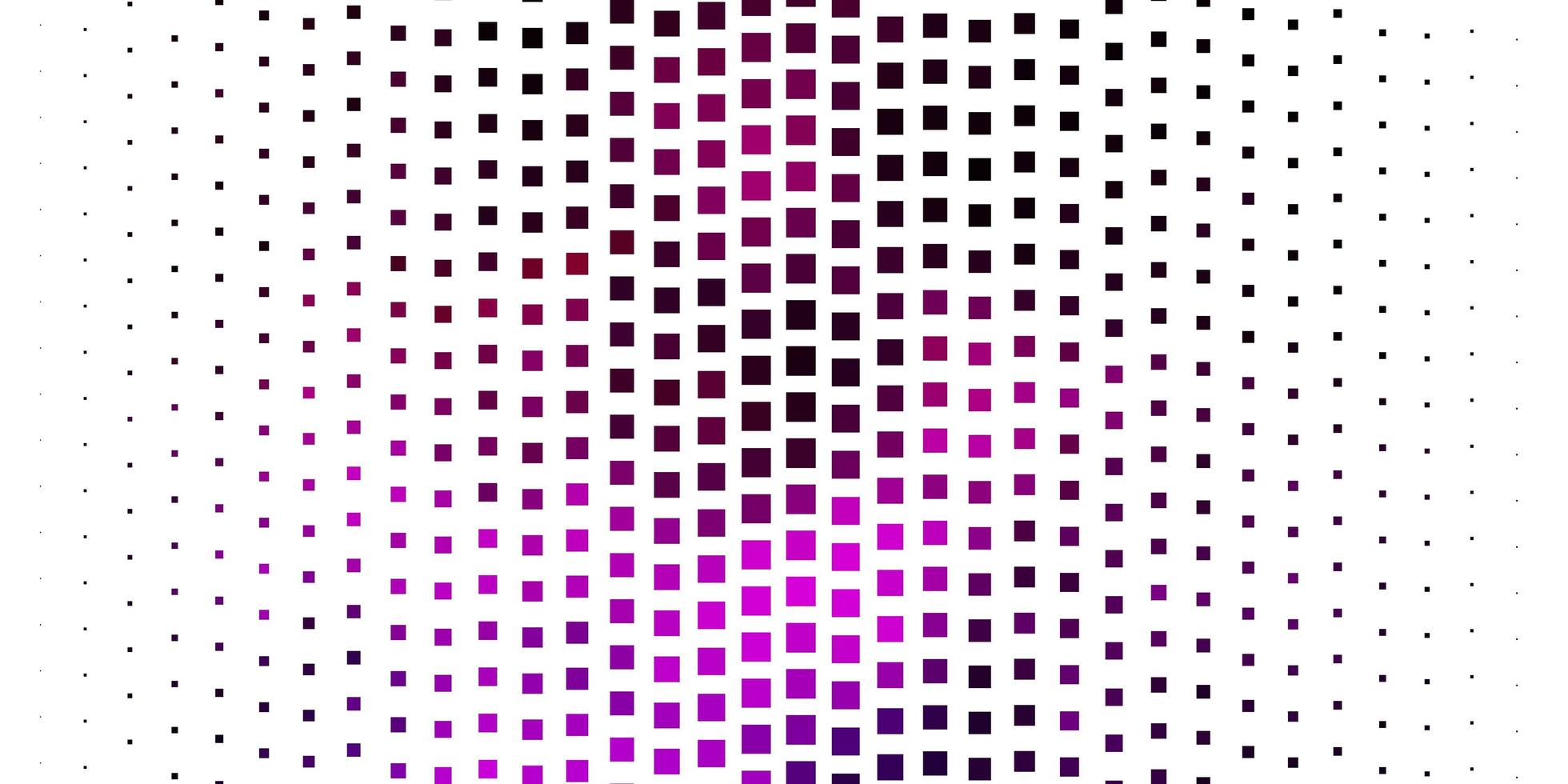 diseño de vector rosa claro con líneas, rectángulos.