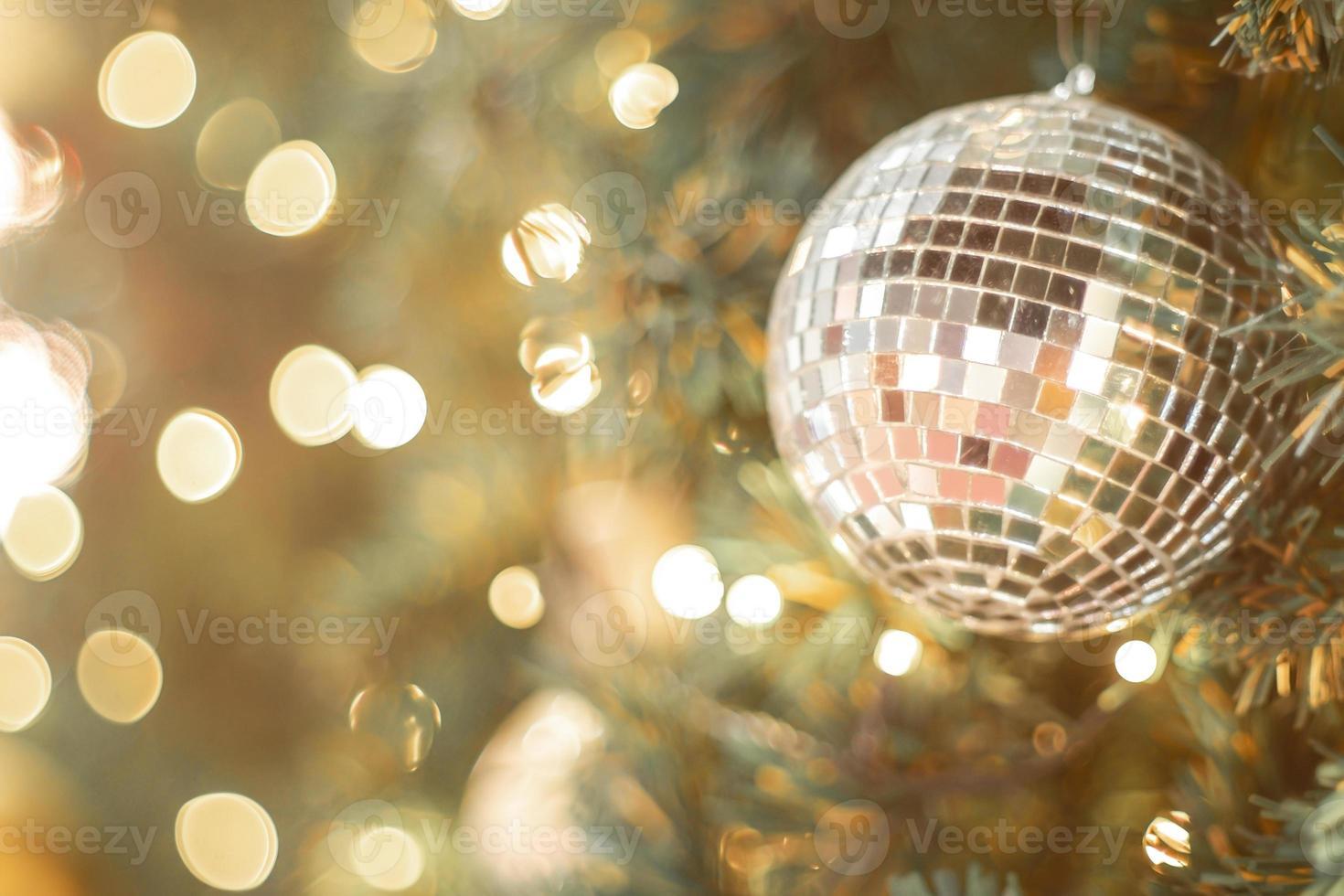 bola de discoteca chuchería foto