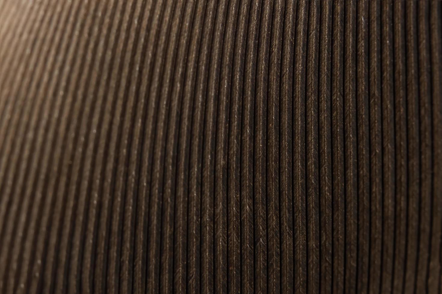 fondo macro de plumas foto