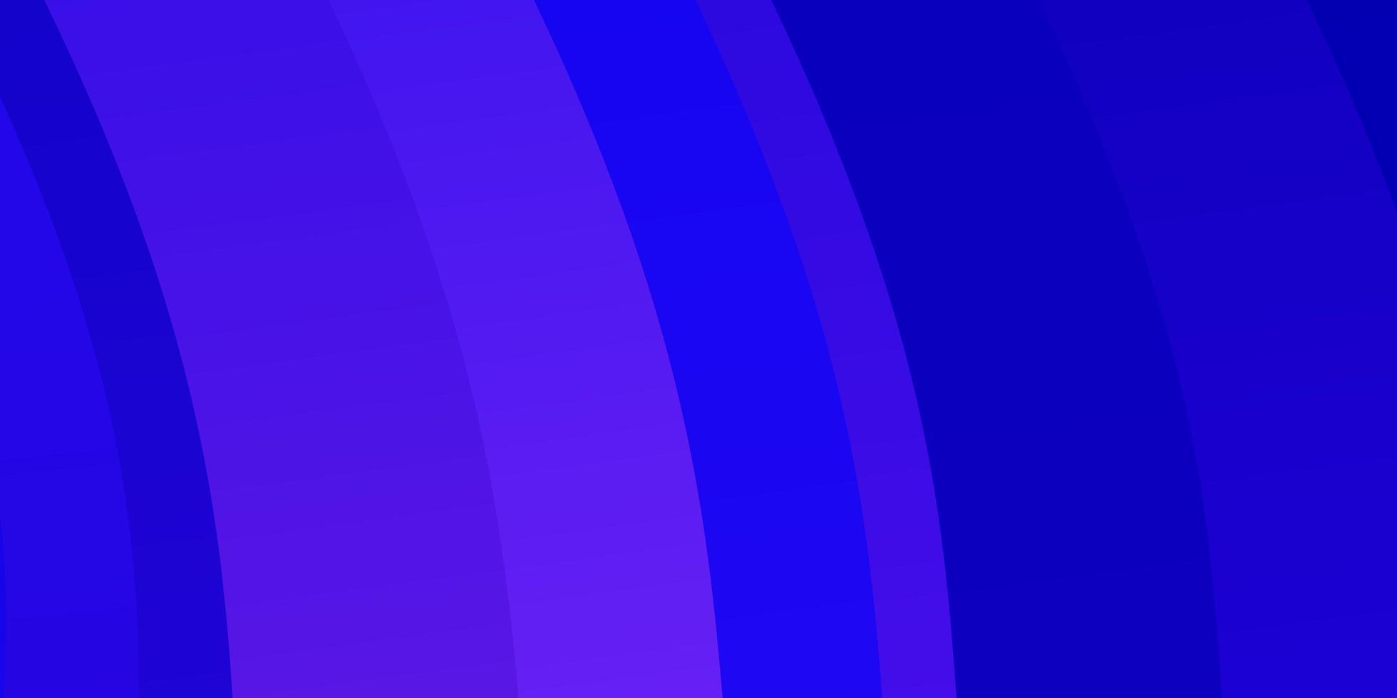 textura de vector rosa claro, azul con arco circular.
