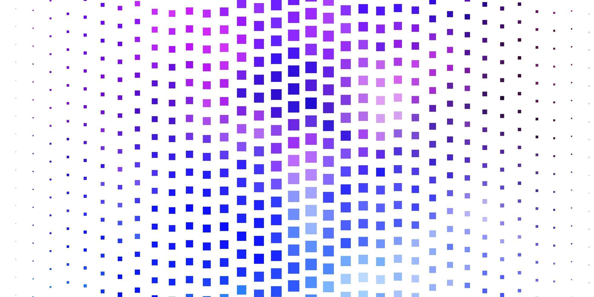 Fondo de vector multicolor oscuro con rectángulos.