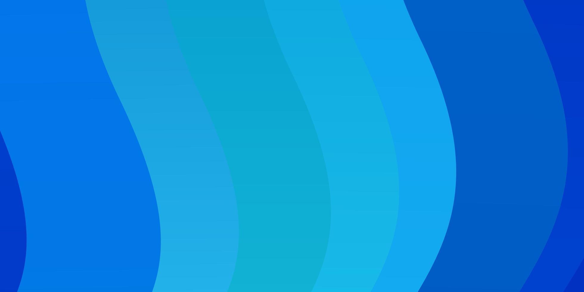 Fondo de vector azul claro con arco circular