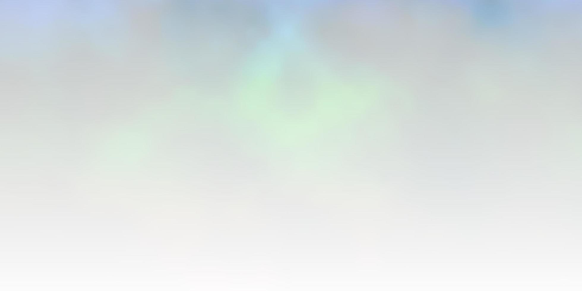 diseño de vector multicolor oscuro con cloudscape.