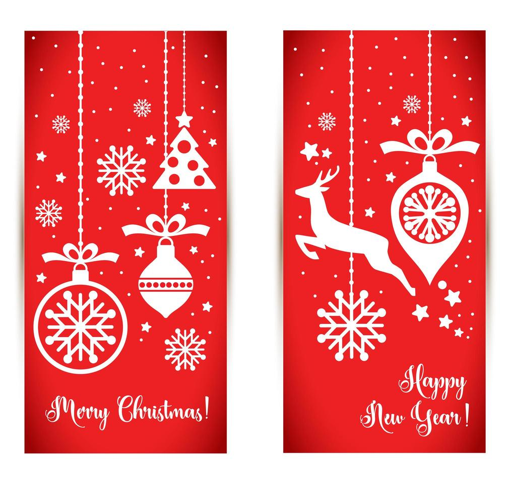 Banner for christmas vector