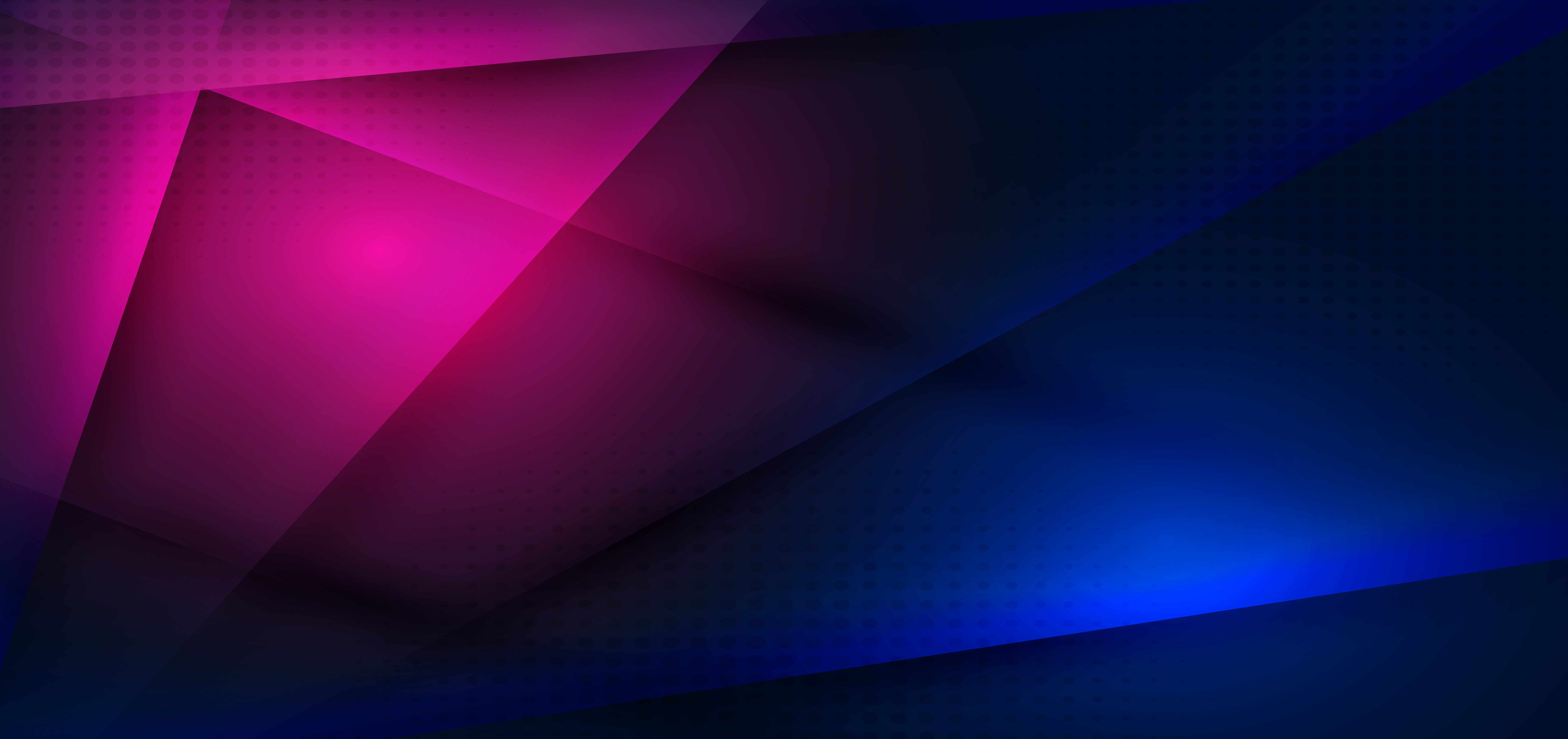 Abstract Technology Concept Triangle Blue And Pink Dark Background. 1872840  Vector Art At Vecteezy