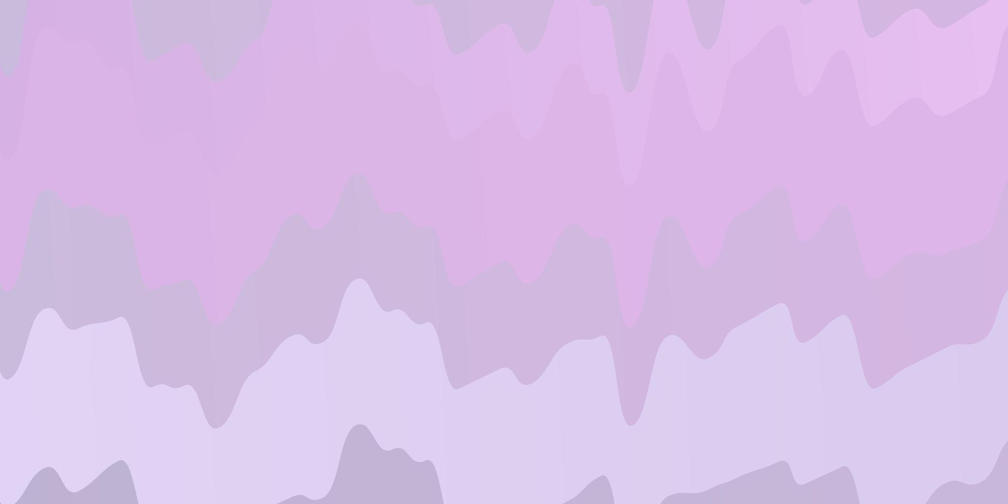 Light Purple, Pink vector layout with wry lines.