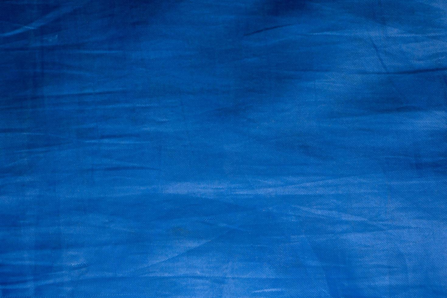 fondo azul textil foto