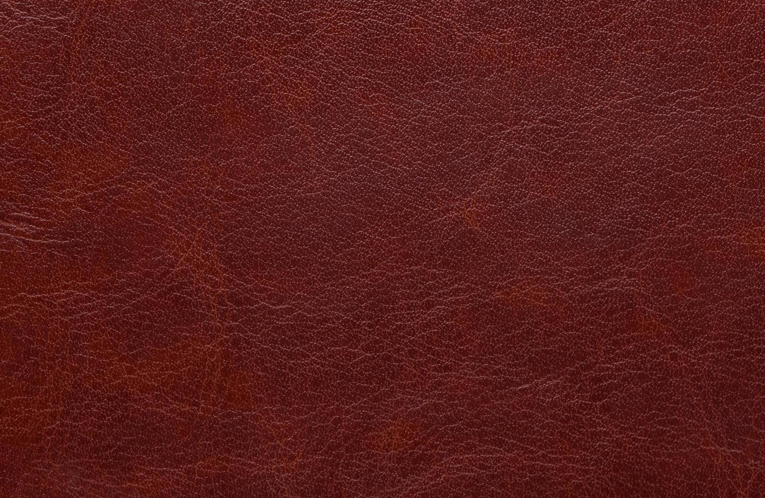 Full frame shot of red leather background photo