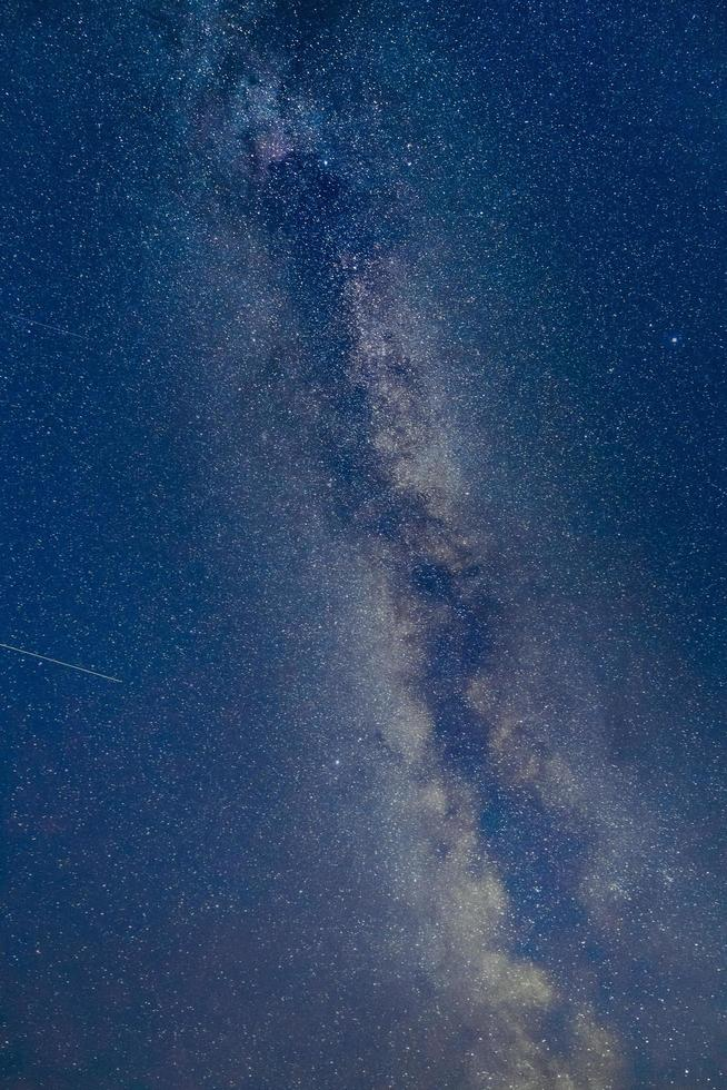 A view of the Milky Way photo