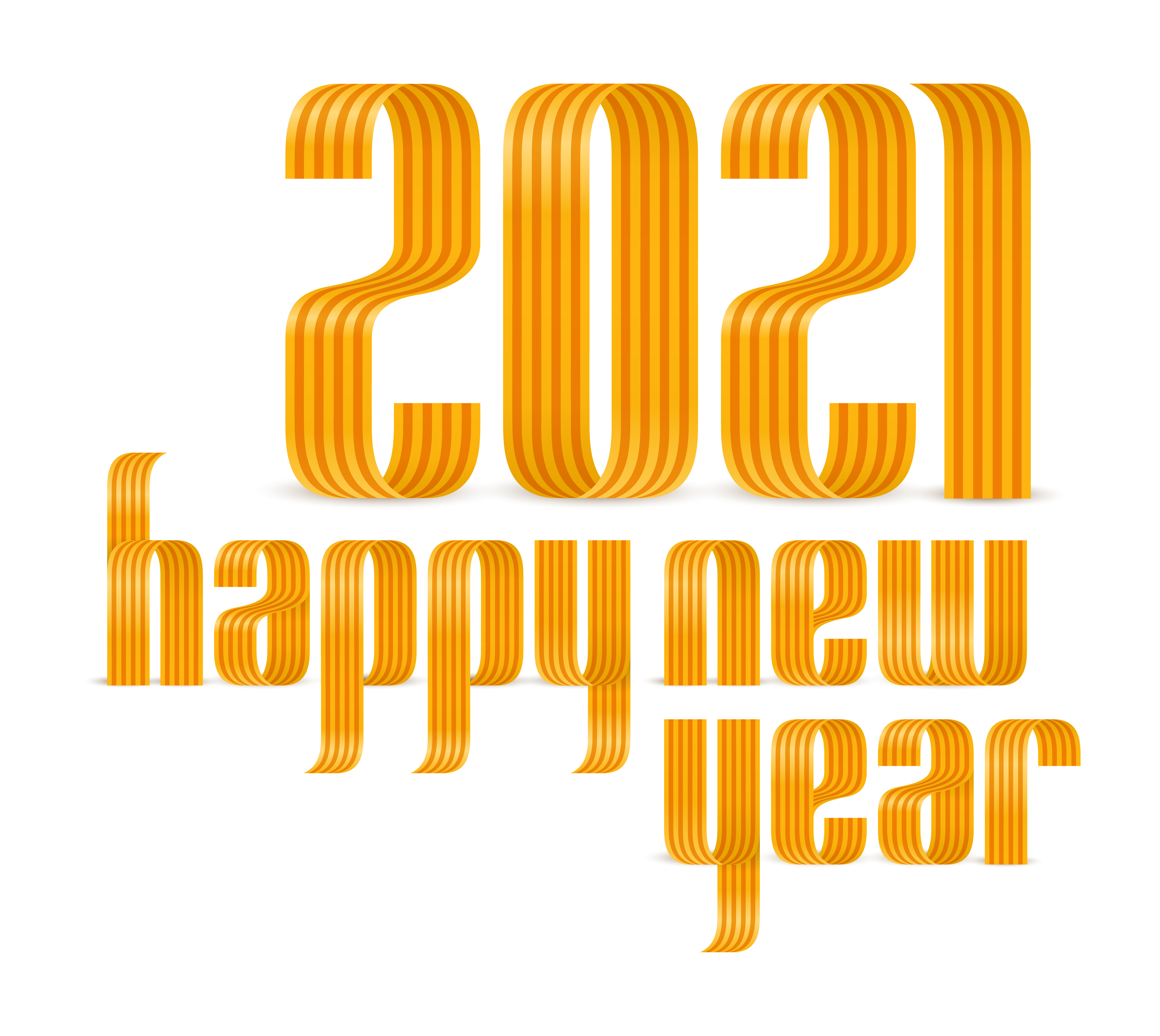 2021 Christmas White Background 2021 Happy New Year Gold Yellow Ribbon Font On White Background Merry Christmas And Happy New Year Greeting Card Banner 1918376 Vector Art At Vecteezy