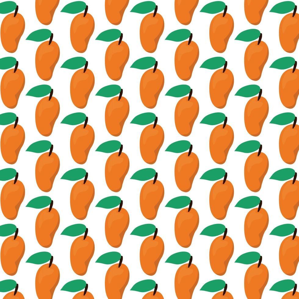 patrón de mango vector