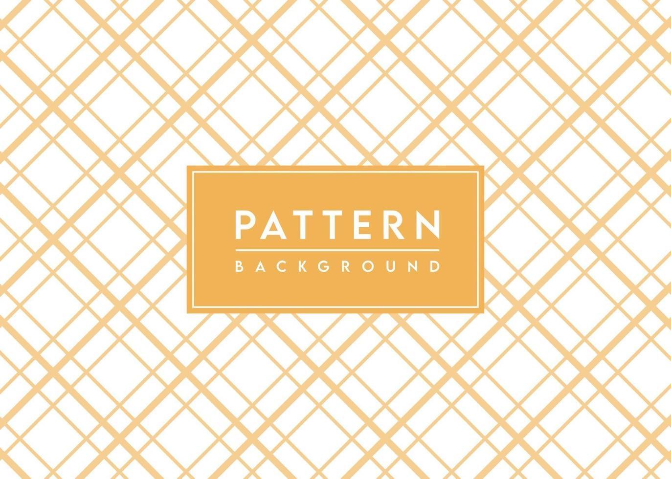 Crossed Line Pattern Background Textured Vector Design