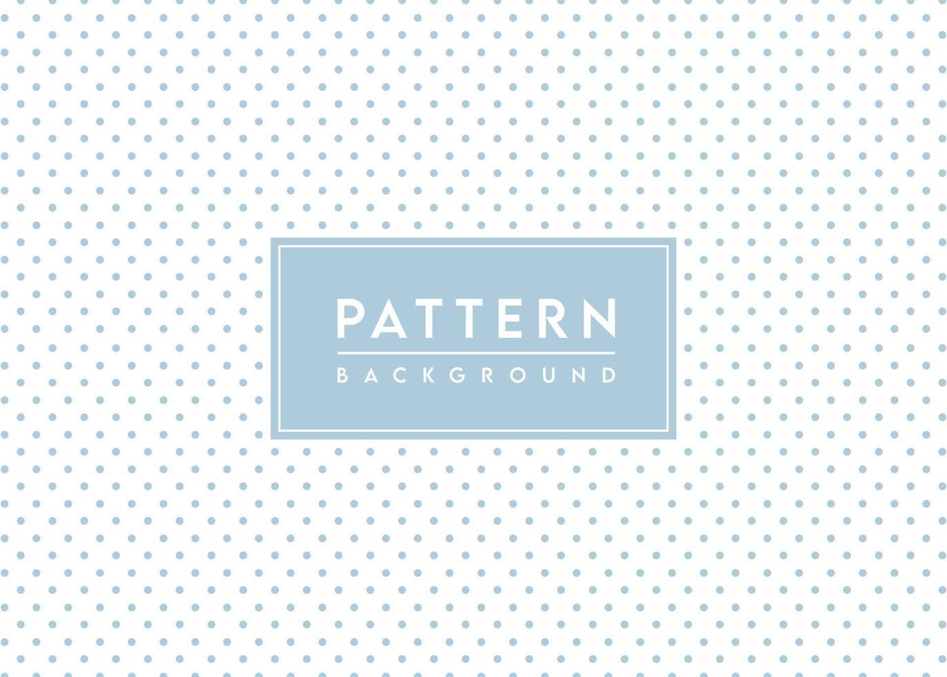 Dots Pattern Background Textured Vector Design