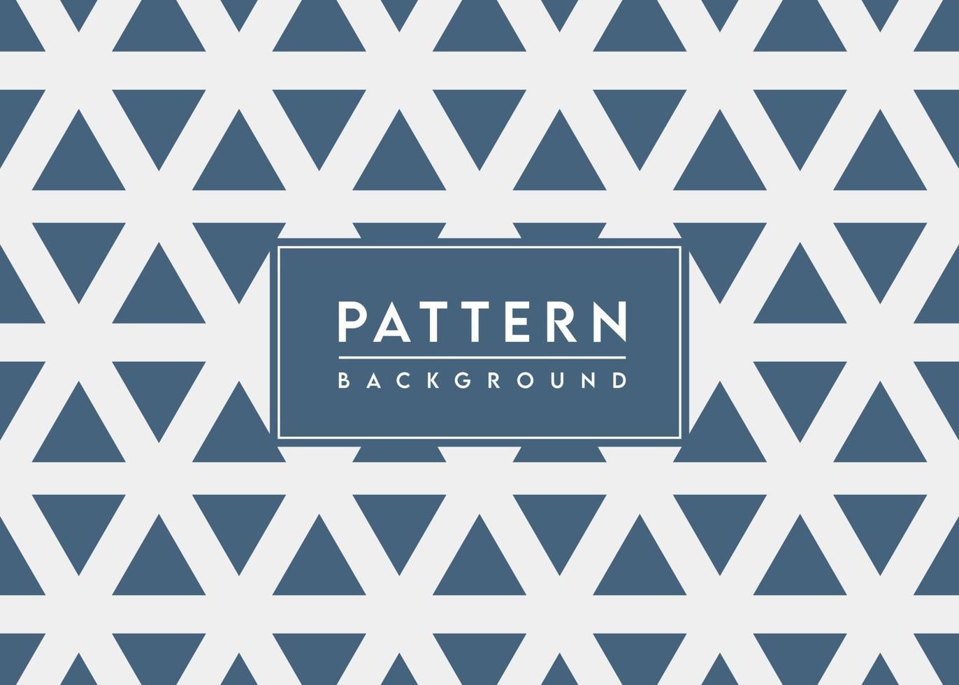 Triangle Pattern Background Textured Vector Design