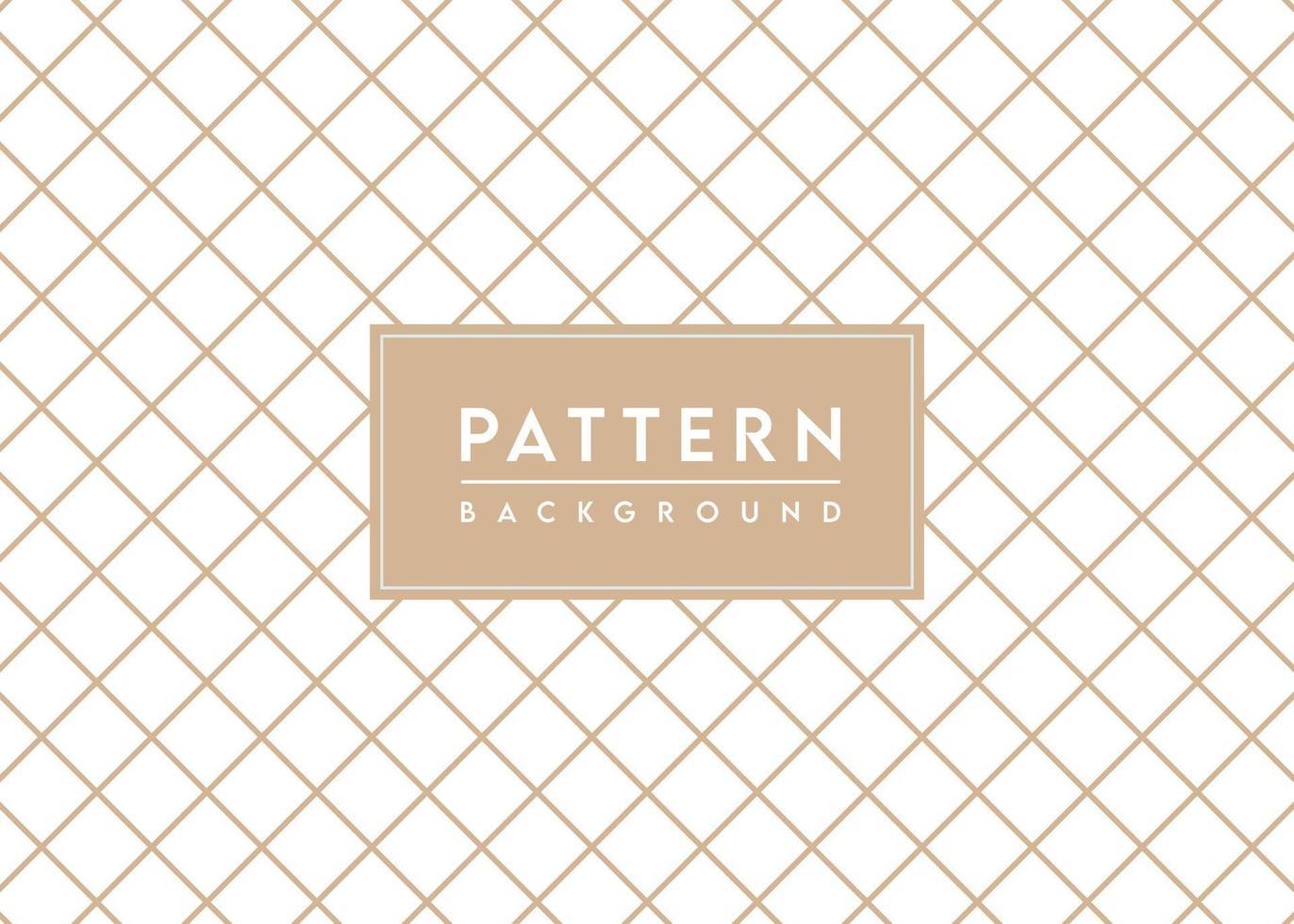 Crossed Lines Pattern Background Textured Vector Design