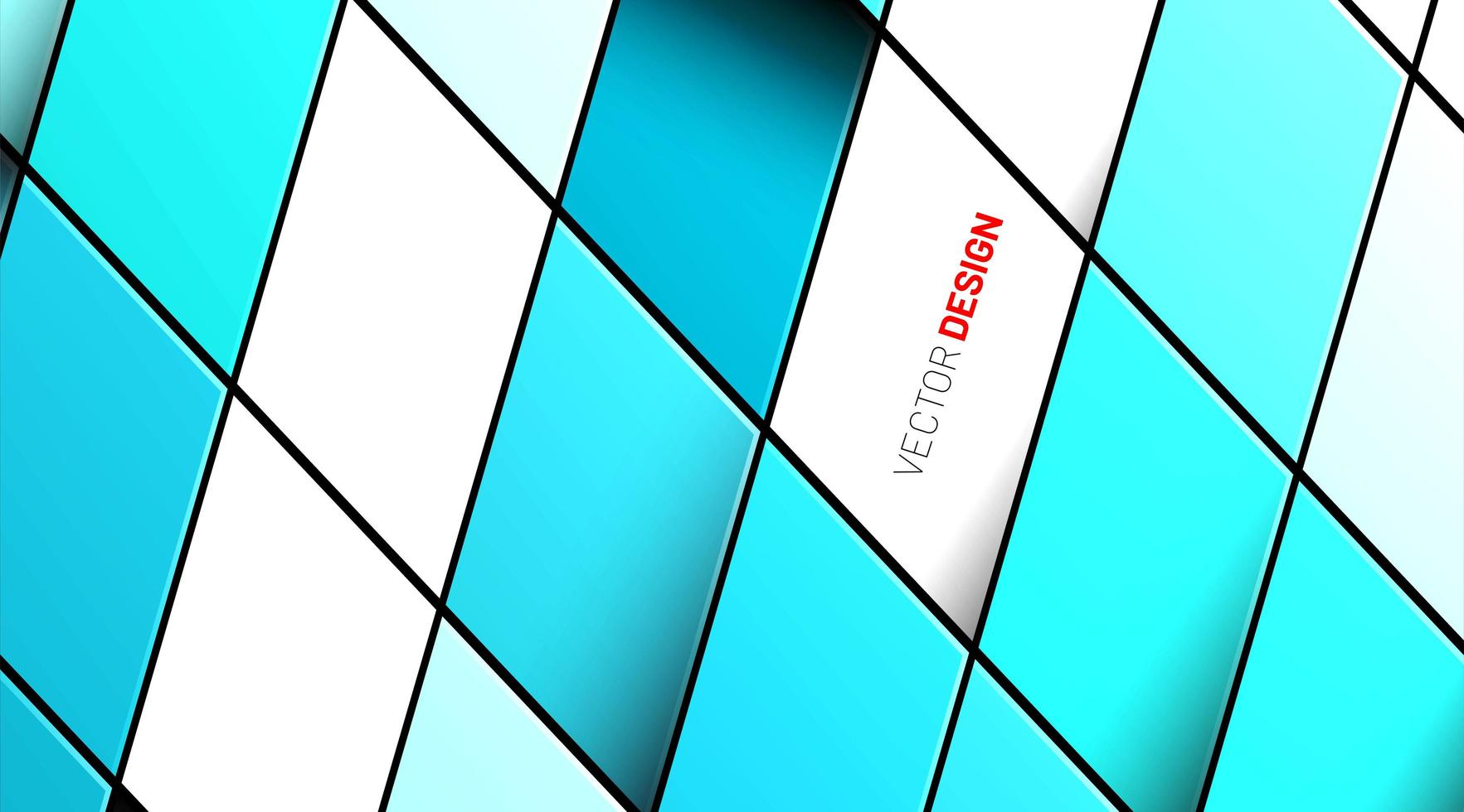 abstract vector background with triangular wall patterns