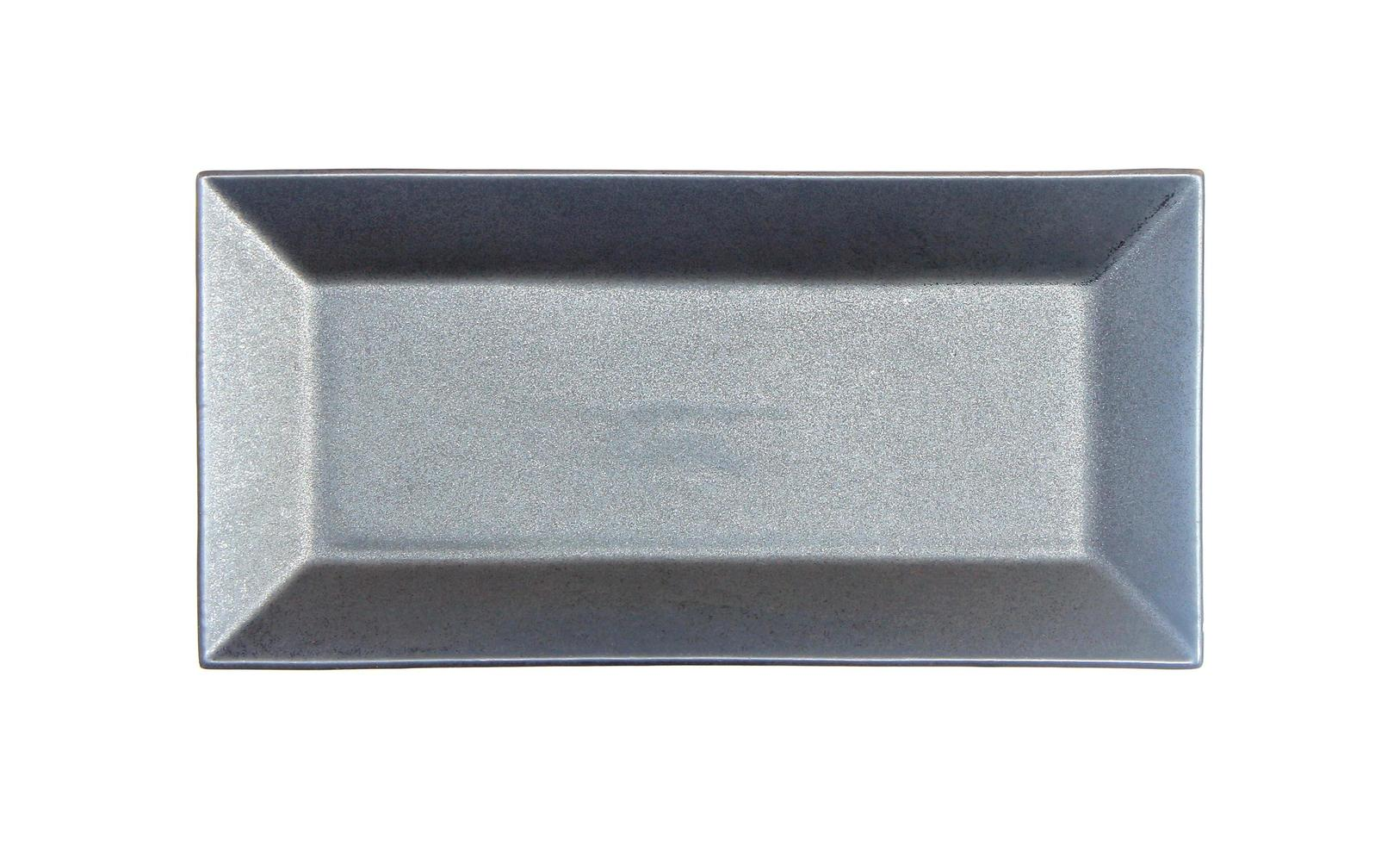 Top view of black tray photo
