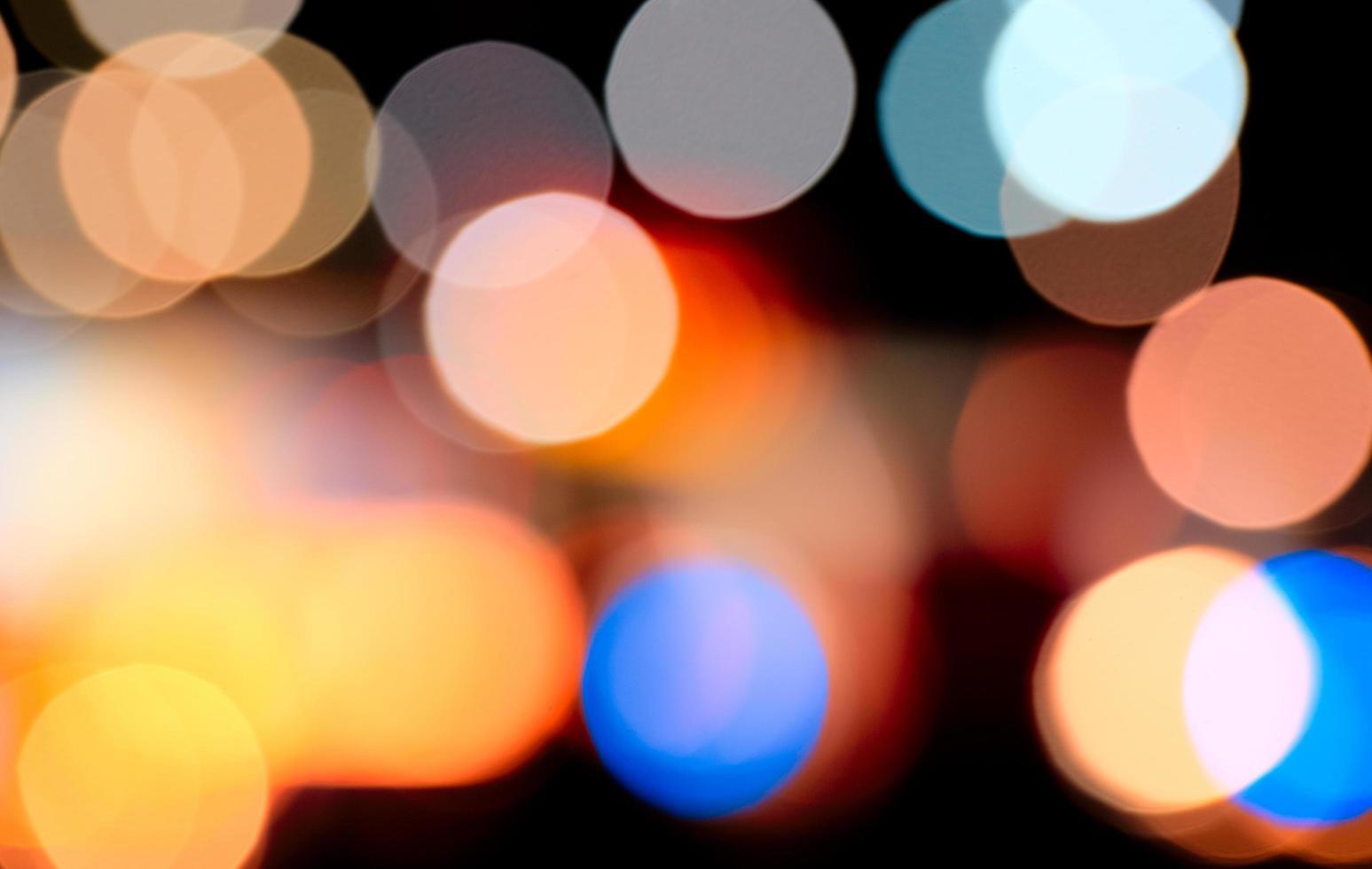 fondo colorido abstracto. foto
