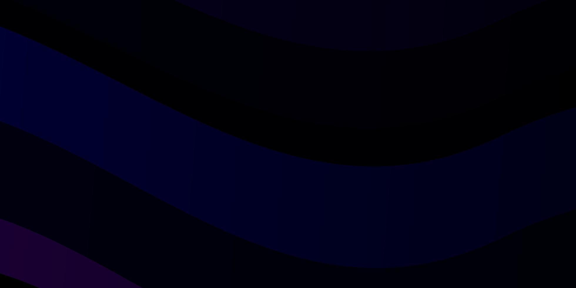 patrón de vector de color rosa oscuro, azul con líneas.