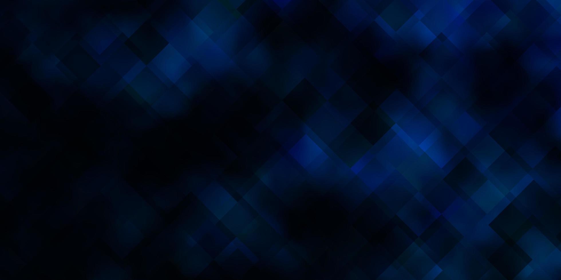 diseño de vector azul claro con líneas, rectángulos.