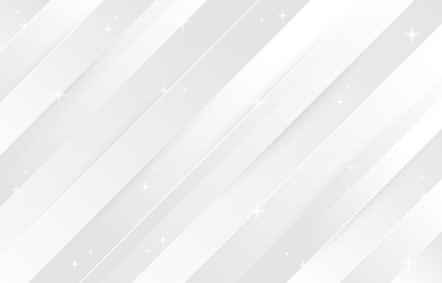 Elegant Luxurious White Background vector