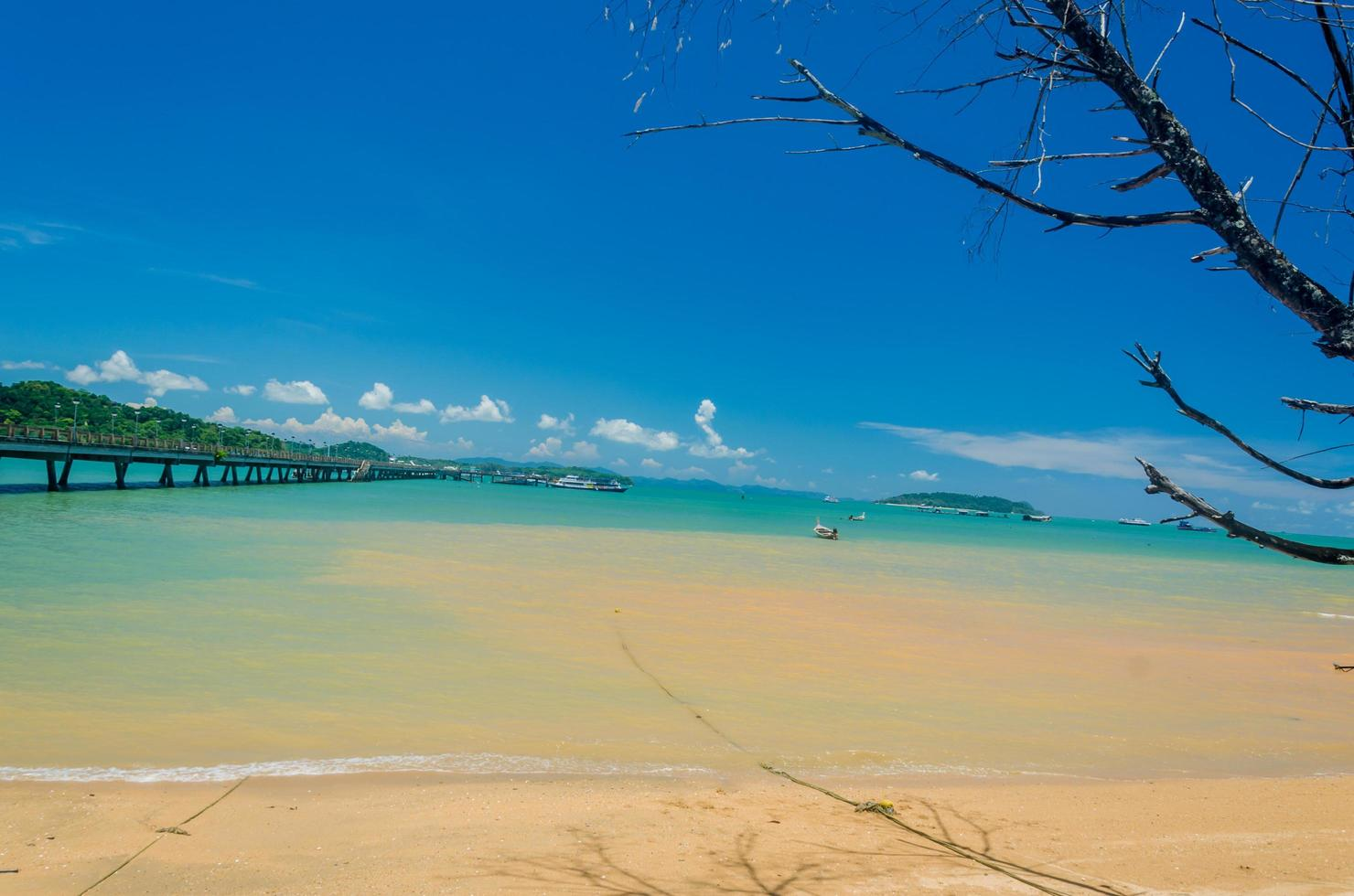 playa del mar de phuket foto