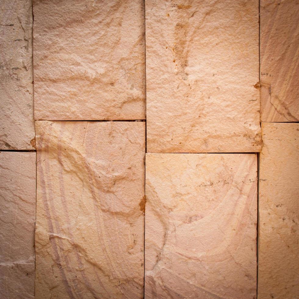 primer plano de la pared de ladrillo antiguo foto