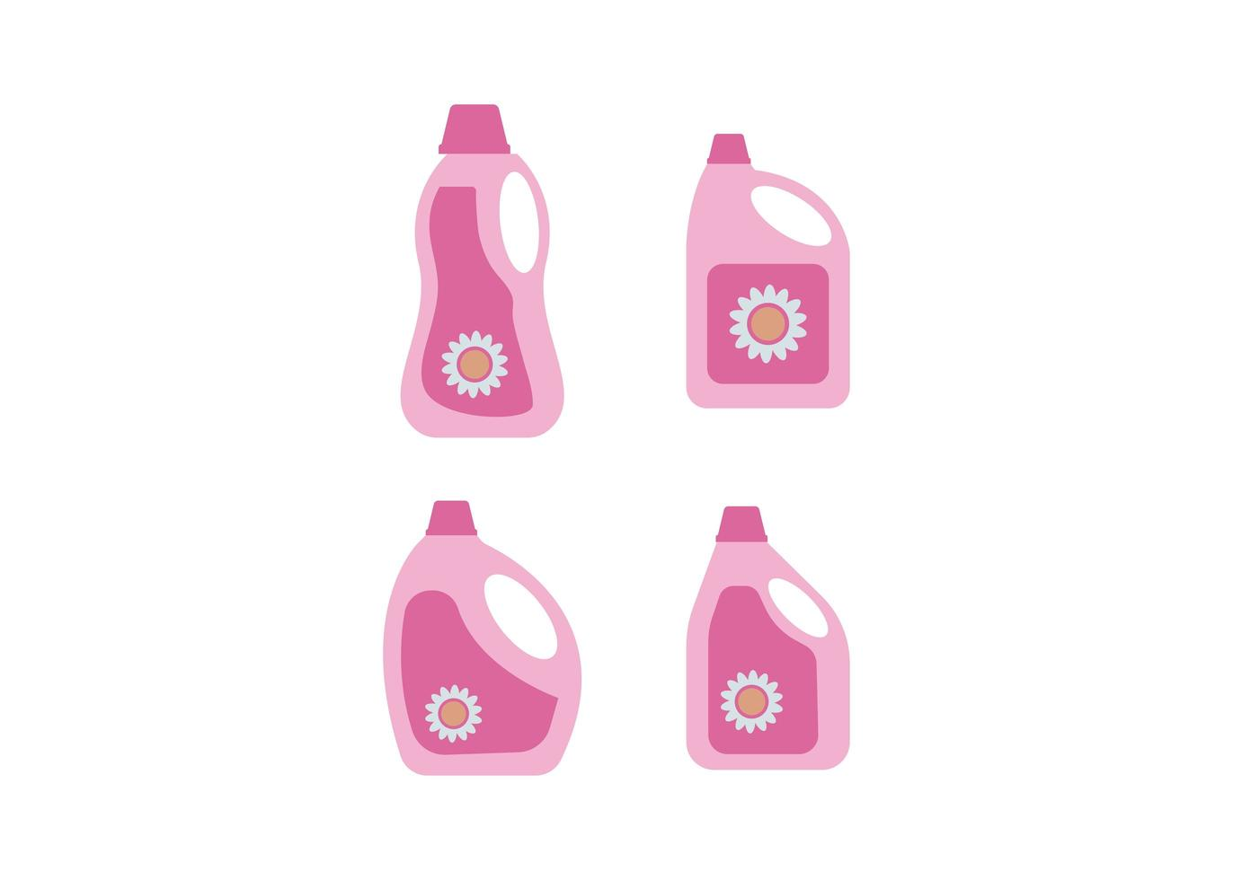 Softener icon design template vector isolated illustration