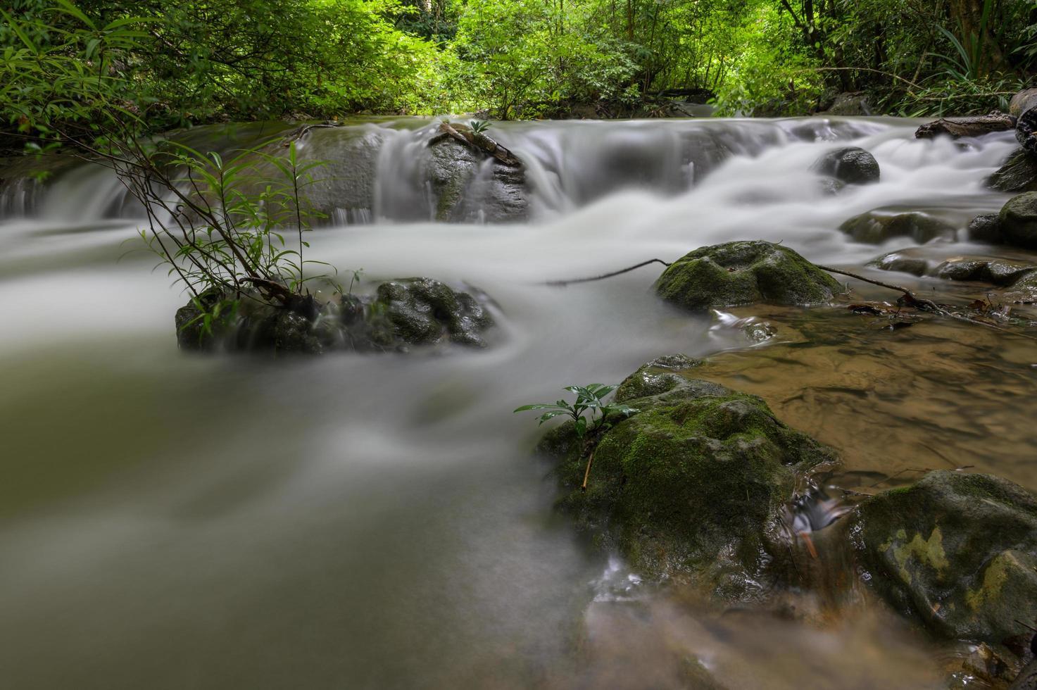 cascadas en tailandia foto