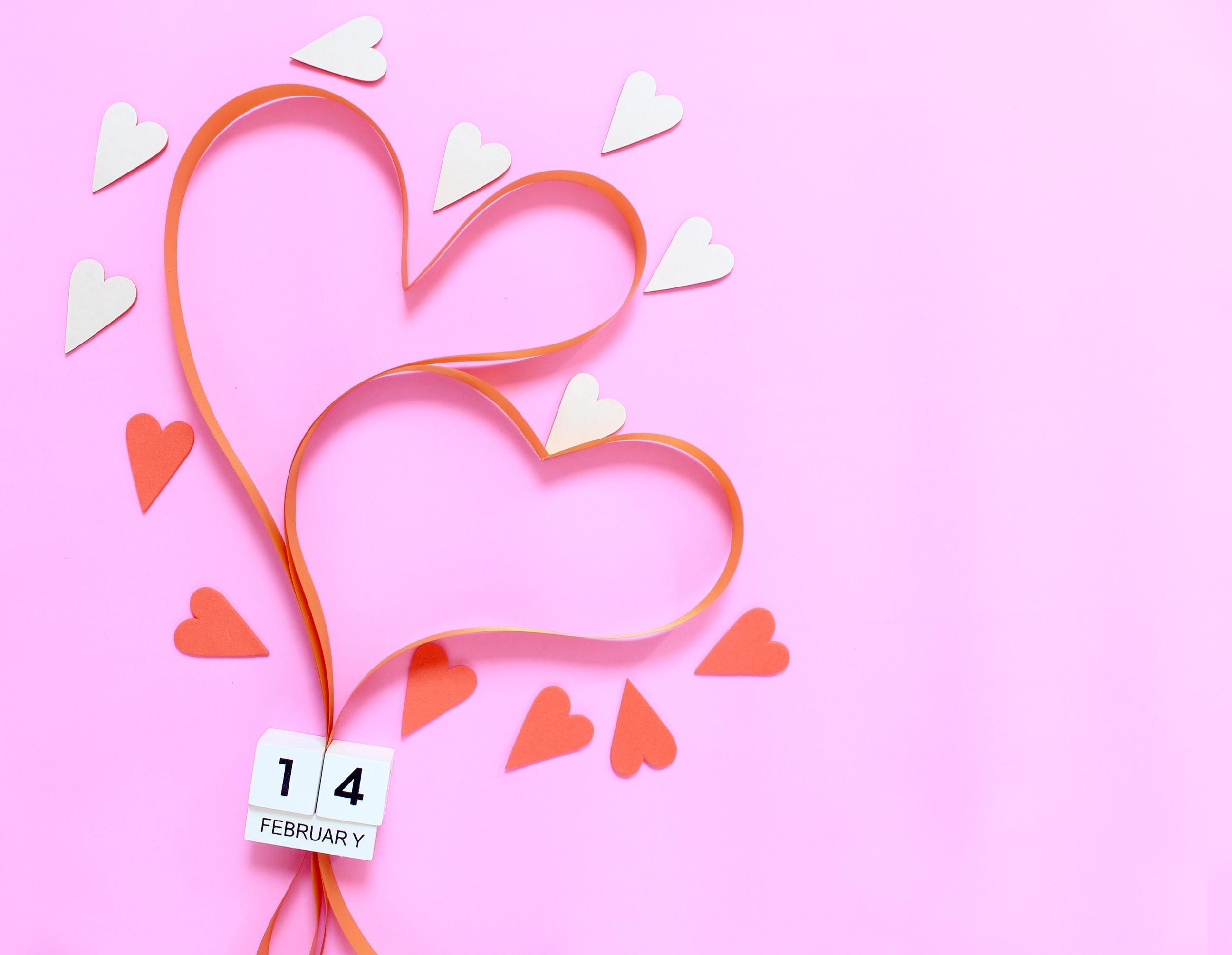 Valentine\u2019s Day Ribbon