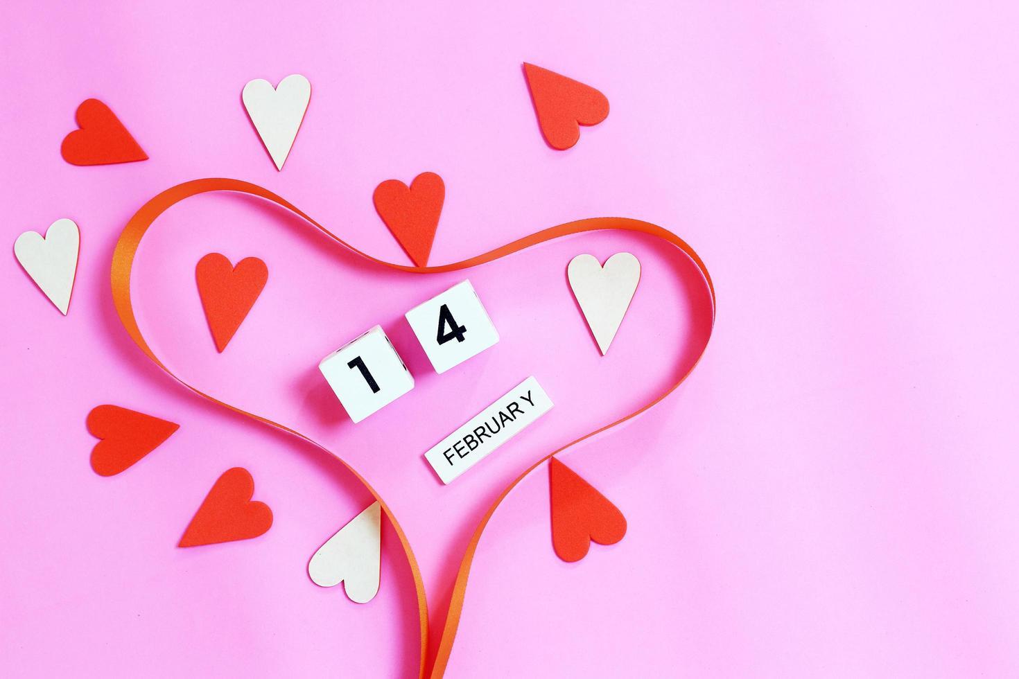 corazon de san valentin foto