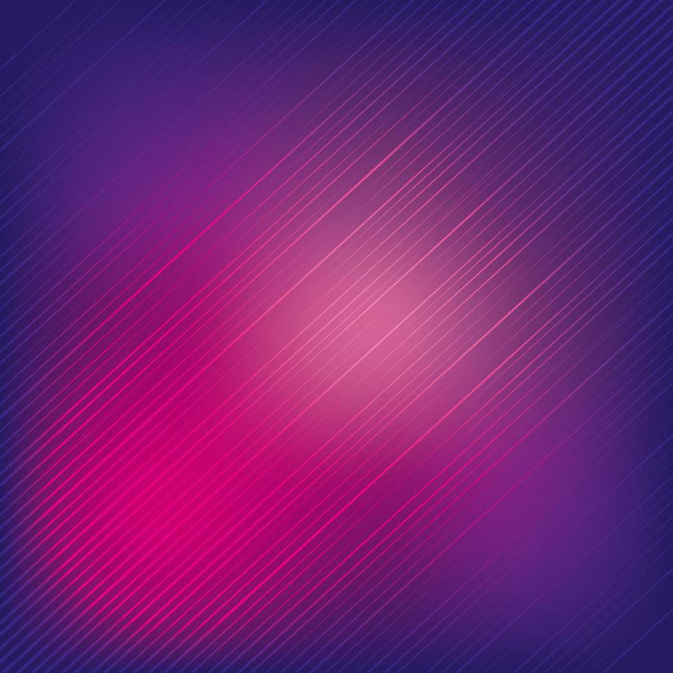 Fondo abstracto con vibrantes colores violeta y rosa. vector