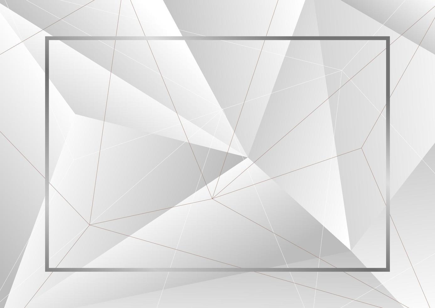 Fondo abstracto de ilustración vectorial geométrica vector