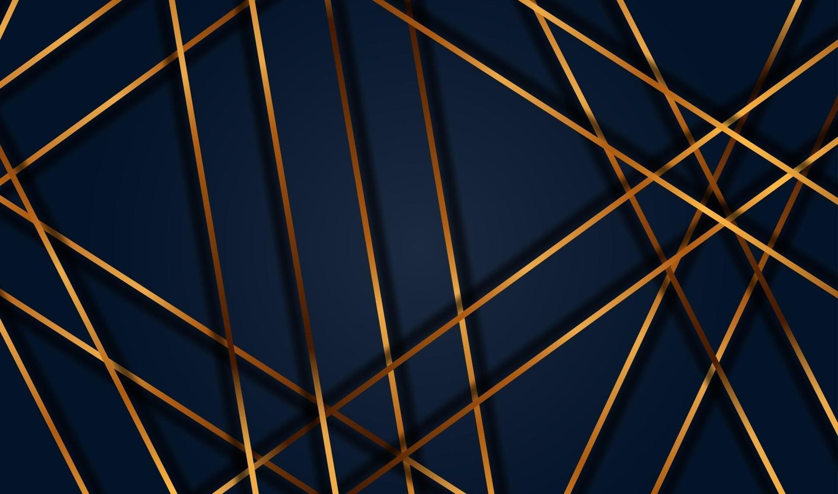Fondo de oro de lujo cortado en papel con textura de metal 3d abstracto, para tarjeta de regalo, póster en la plantilla de póster de pared, página de destino, ui, ux, libro de portada, pancarta, vector