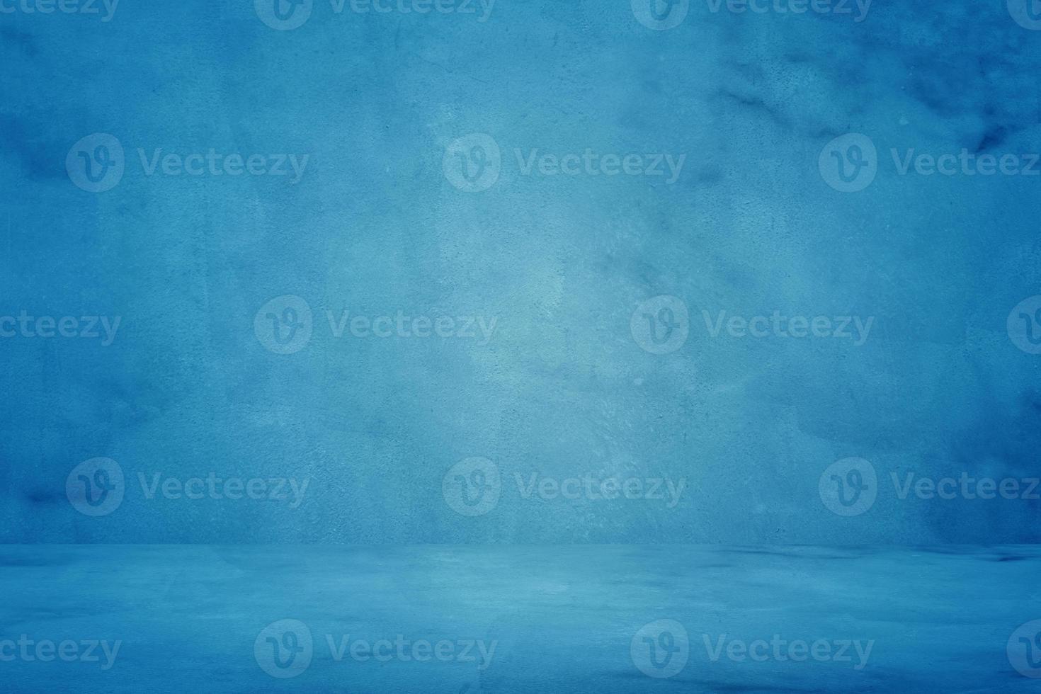 fondo de estudio azul foto